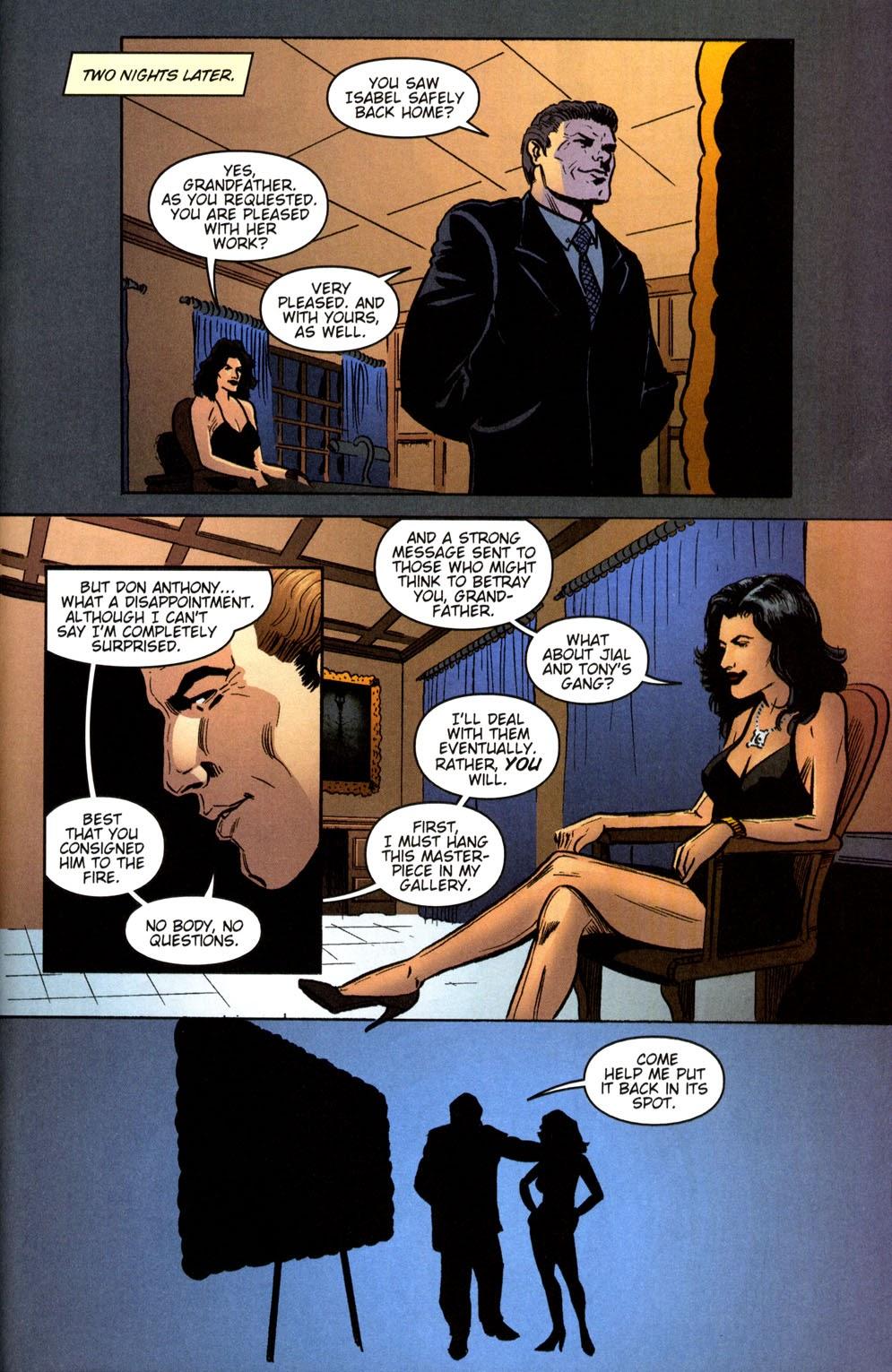 Read online Vampire the Masquerade comic -  Issue # Giovanni - 46
