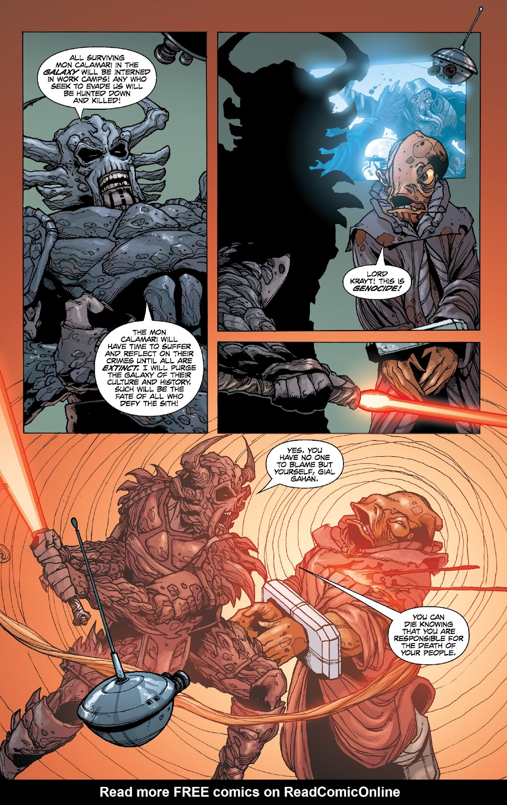 Read online Star Wars Legends: Legacy - Epic Collection comic -  Issue # TPB 2 (Part 1) - 82