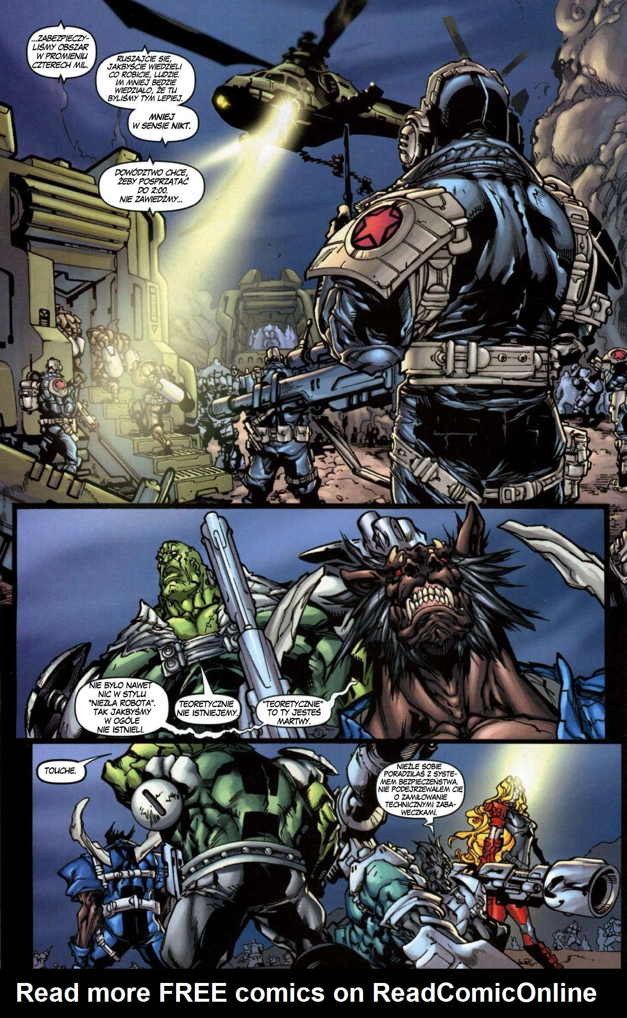 Read online Nick Fury's Howling Commandos comic -  Issue #1 - 11