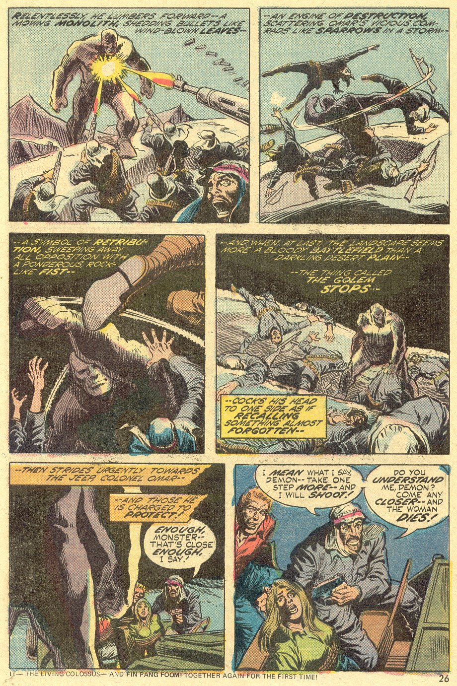Strange Tales (1951) issue 174 - Page 17