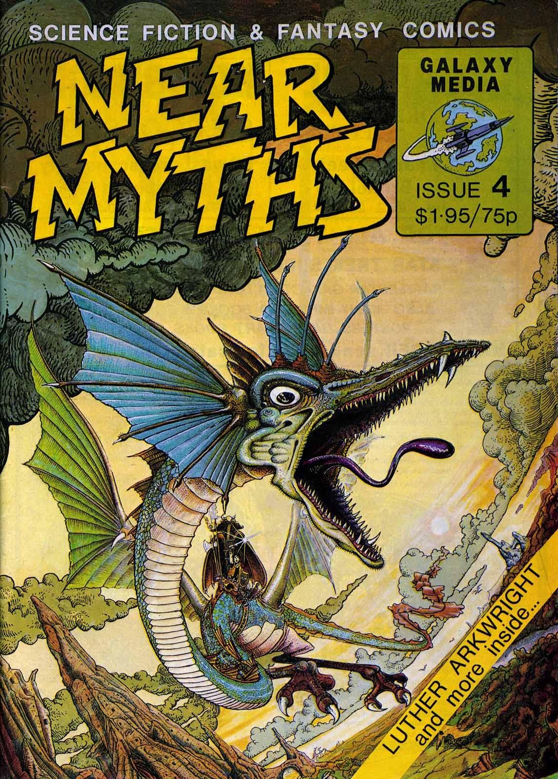 Near Myths 4 Page 1
