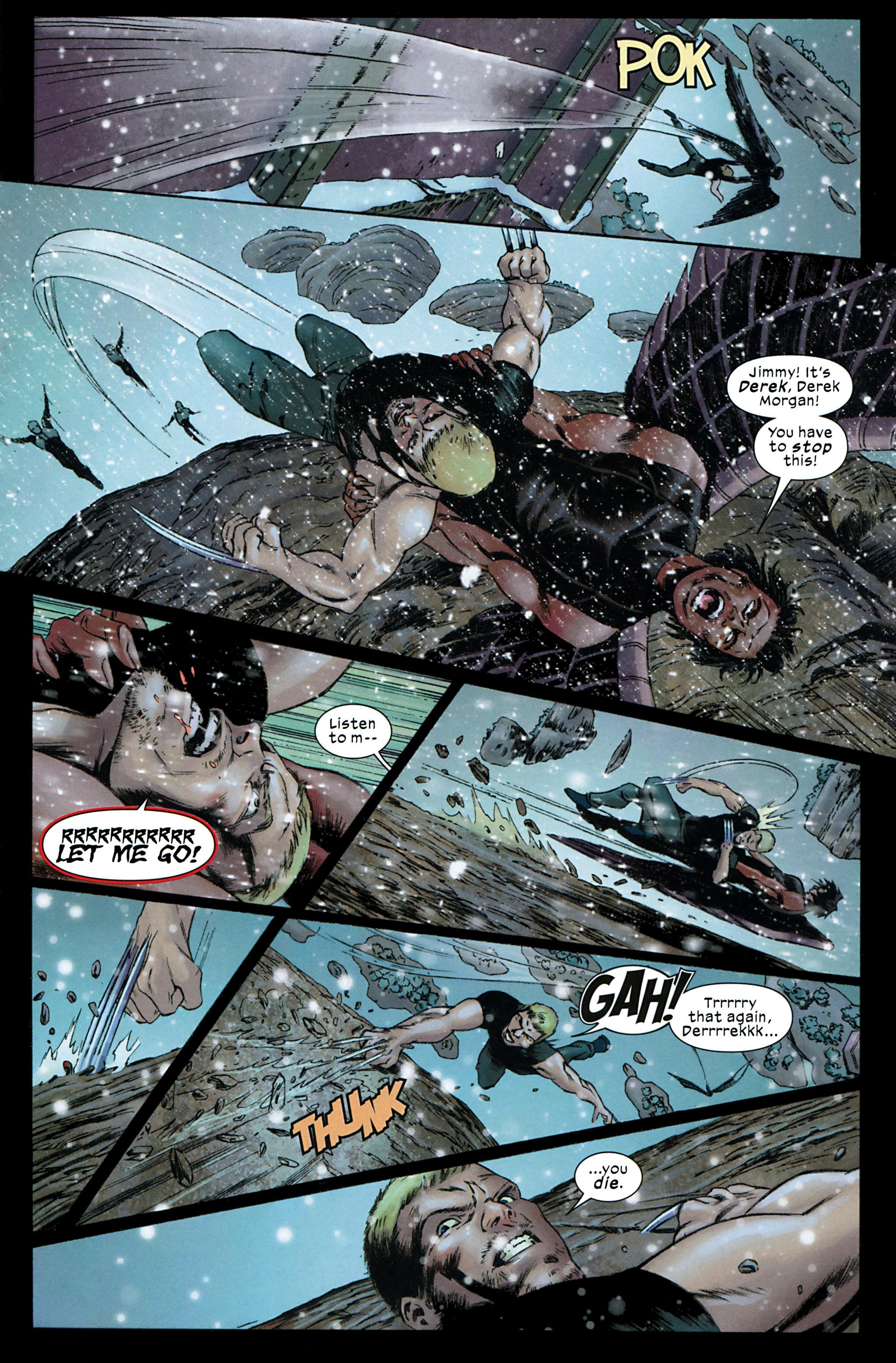 Read online Ultimate Comics X-Men comic -  Issue #32 - 9