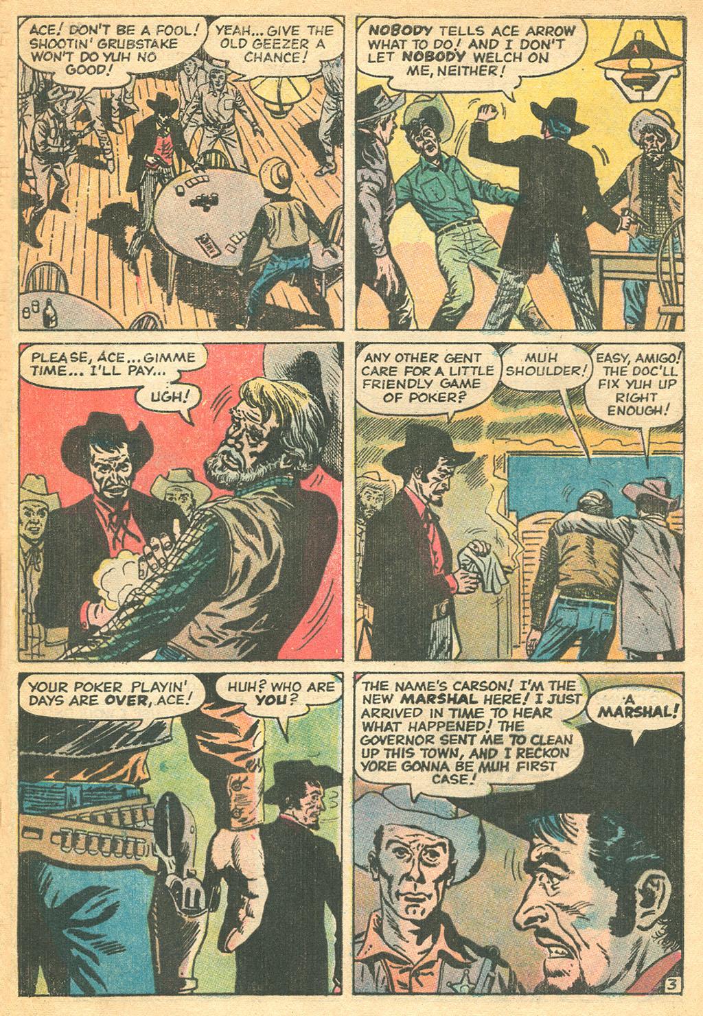 Read online Two-Gun Kid comic -  Issue #115 - 33