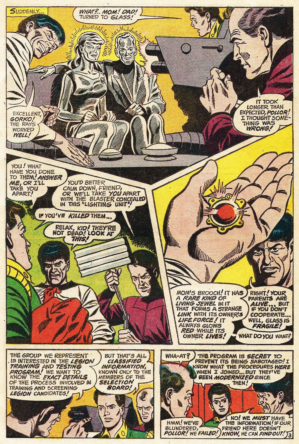 Read online Adventure Comics (1938) comic -  Issue #371 - 5