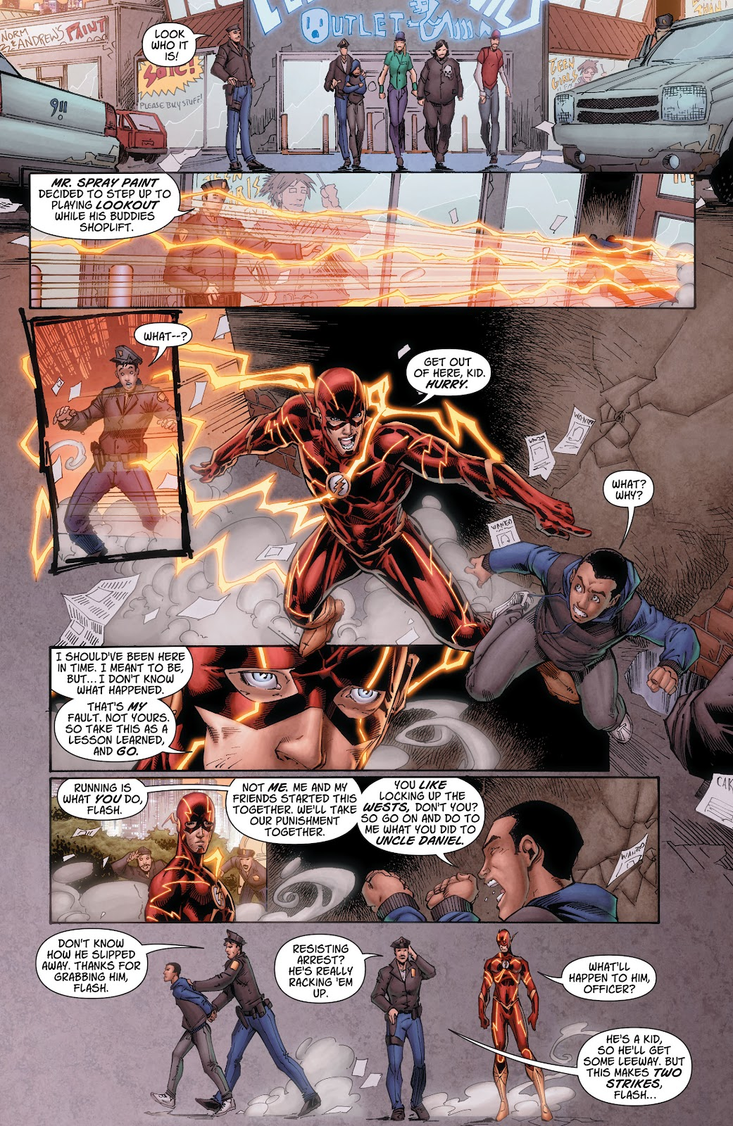 Read online The Flash (2011) comic -  Issue # _TPB 6 (Part 2) - 17
