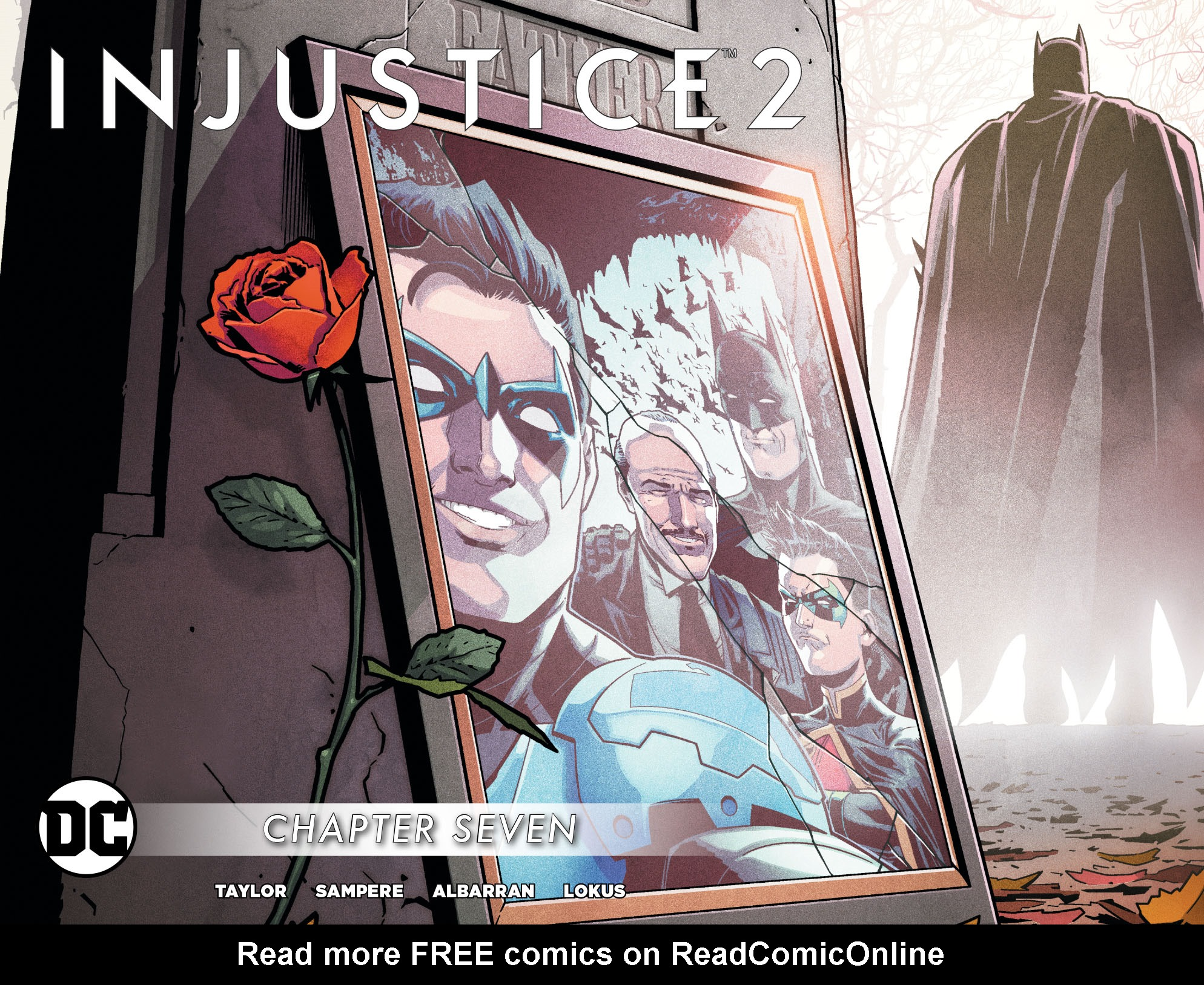 Read online Injustice 2 comic -  Issue #7 - 1