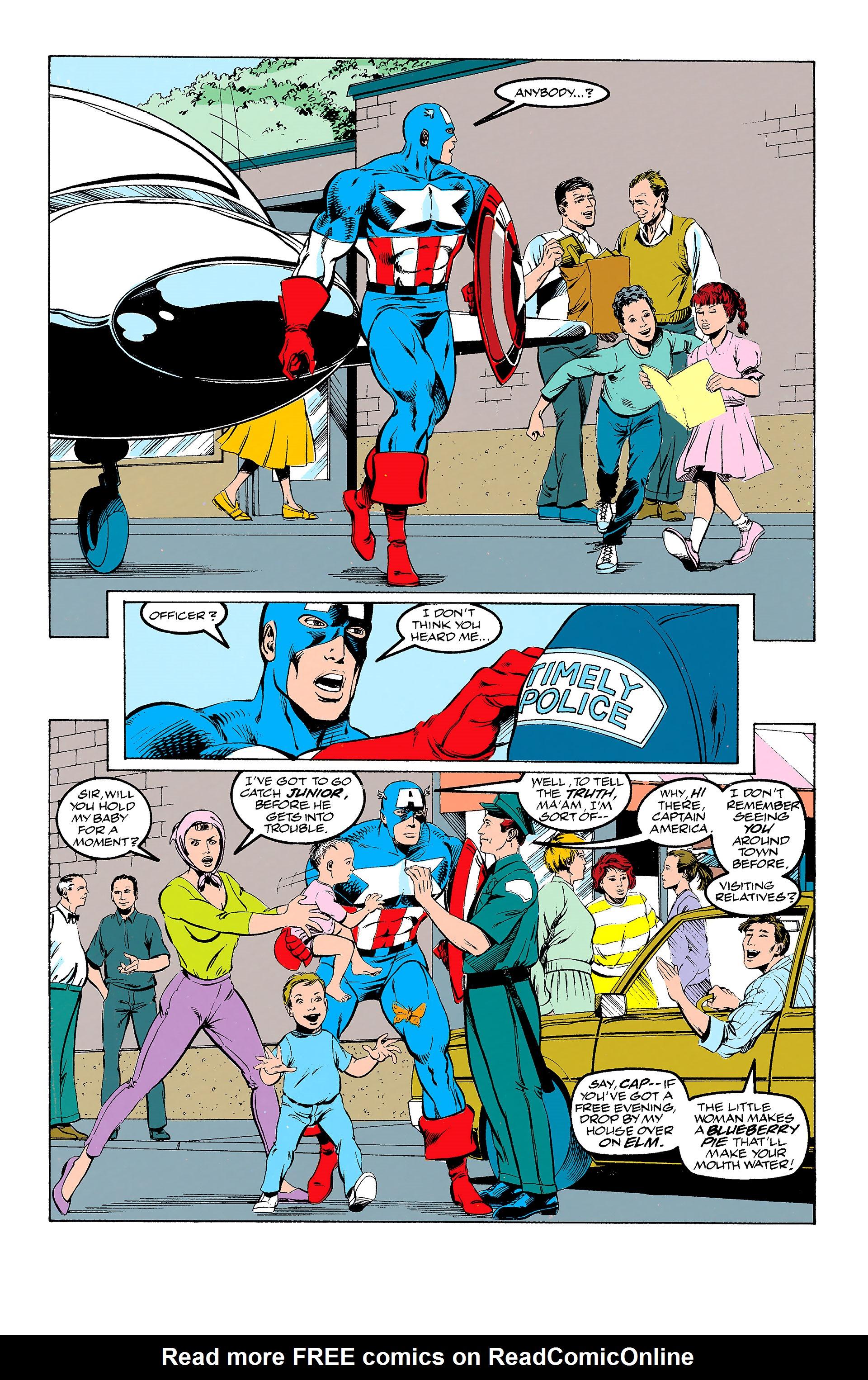 Read online Captain America (1968) comic -  Issue # _Annual 11 - 4