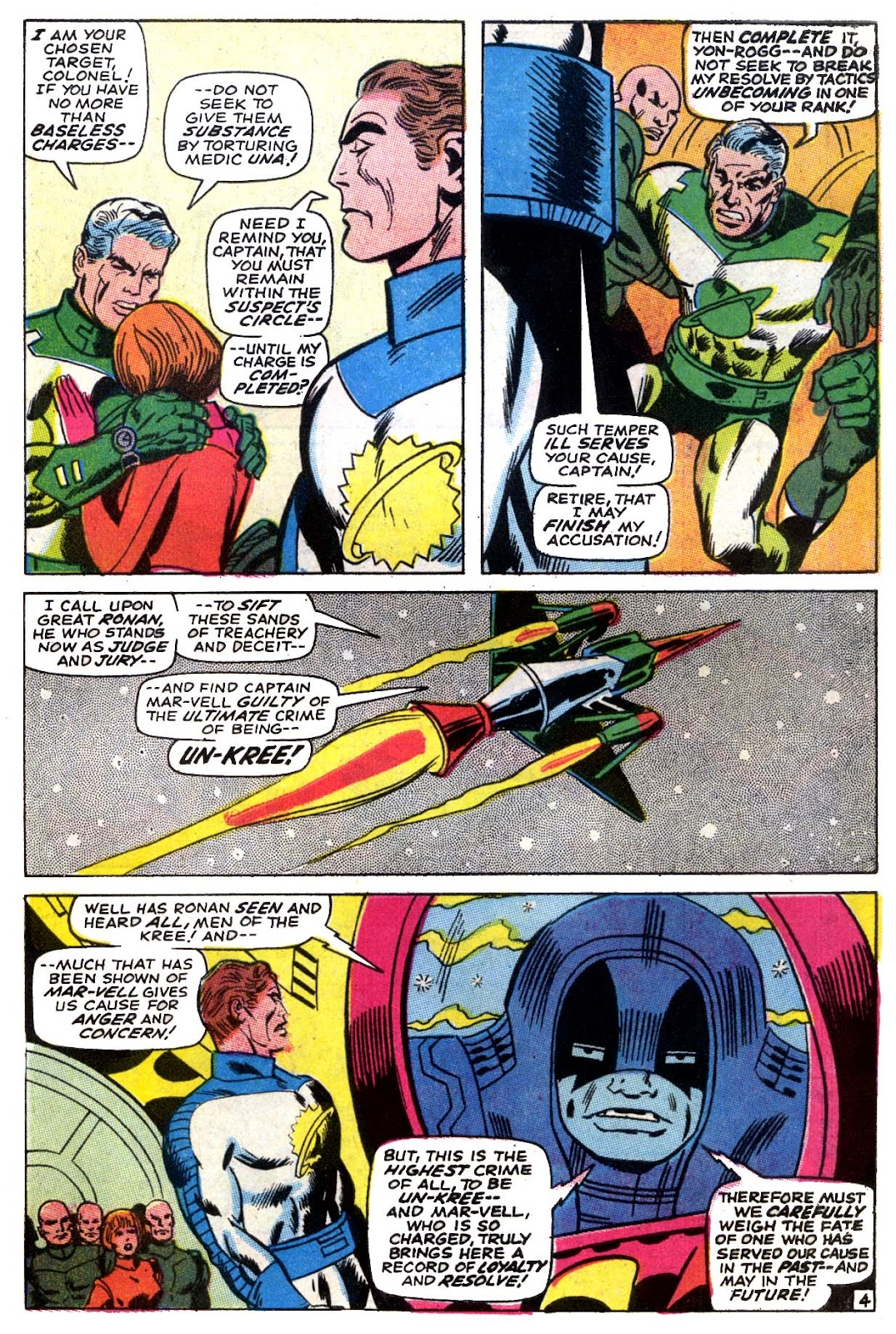 Captain Marvel (1968) issue 5 - Page 5