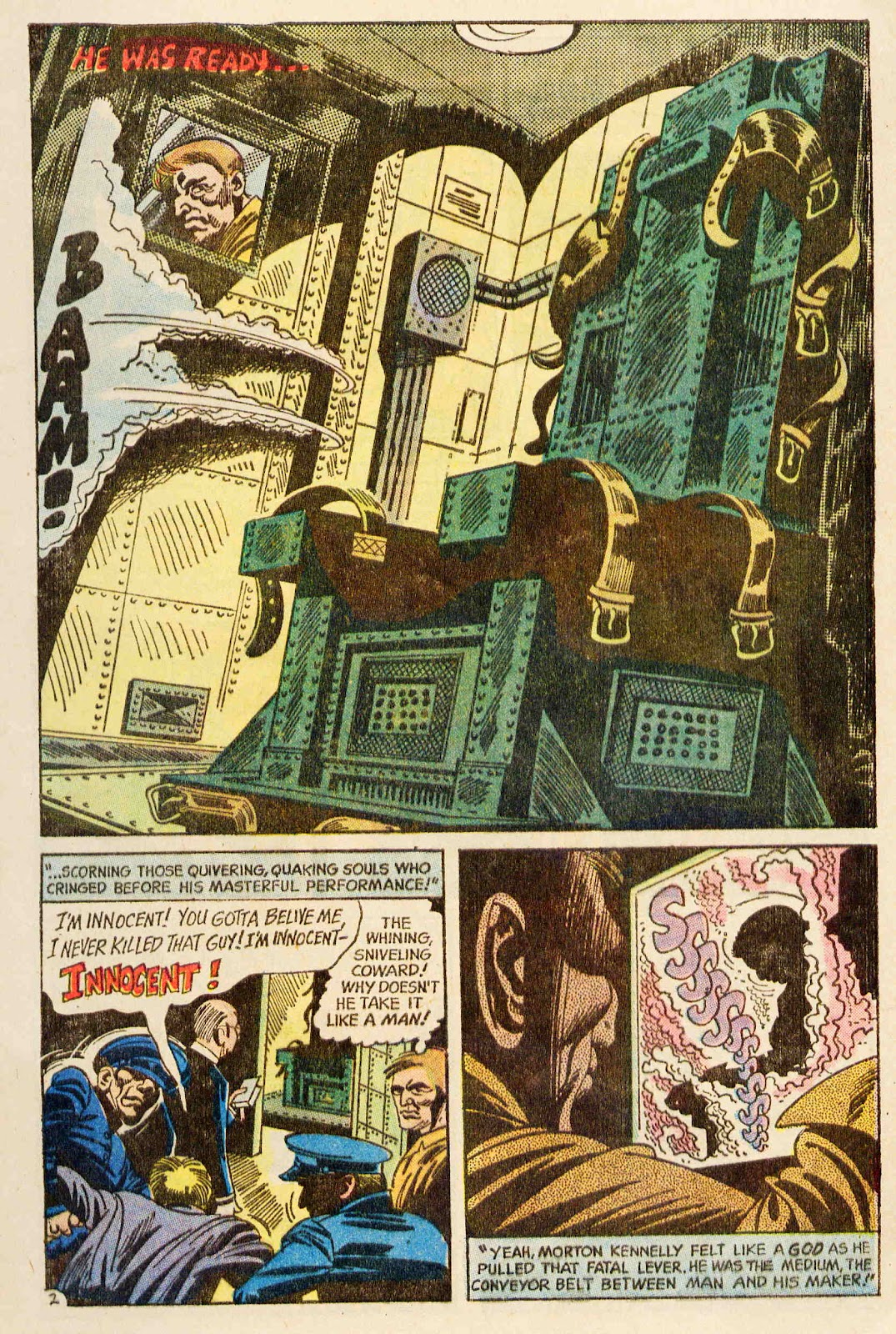 The Witching Hour (1969) issue 26 - Page 4