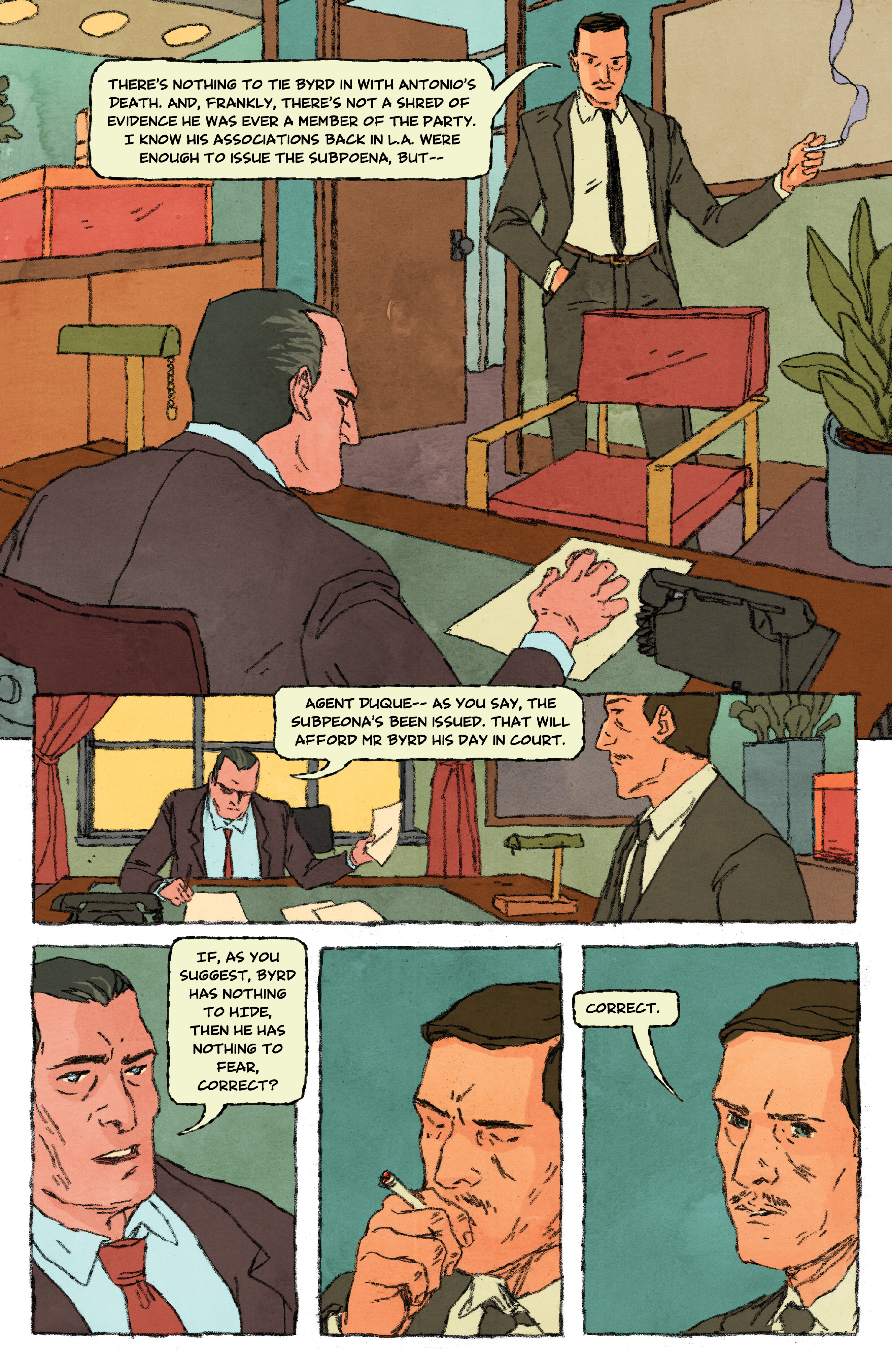 Read online Aloha, Hawaiian Dick comic -  Issue #3 - 9