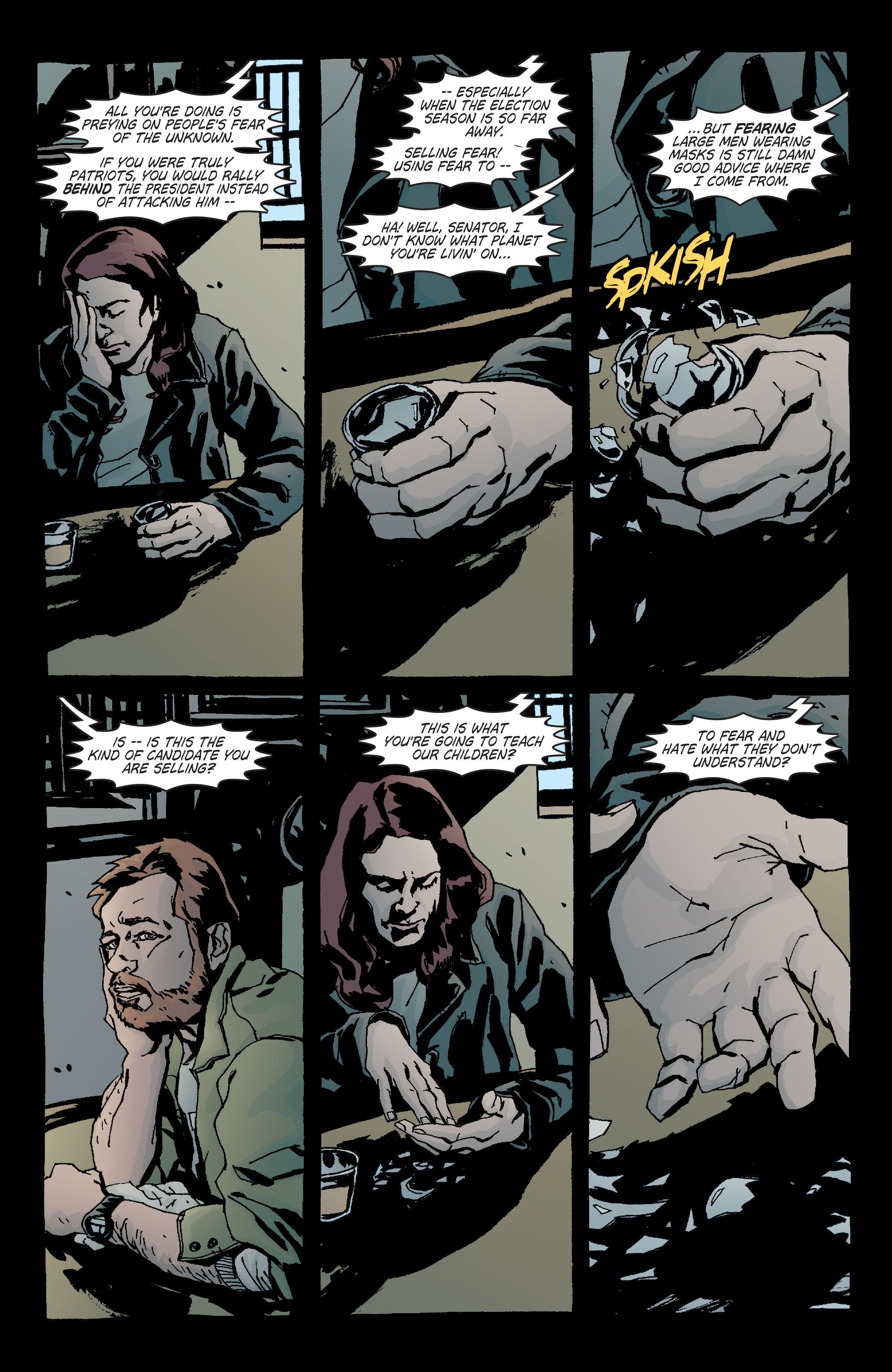 Read online Alias comic -  Issue #4 - 6