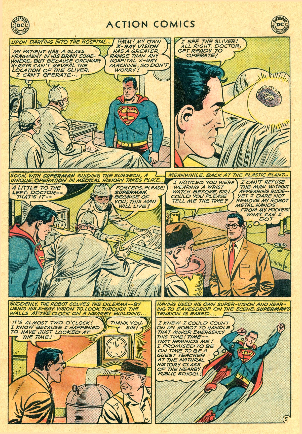 Action Comics (1938) 282 Page 6