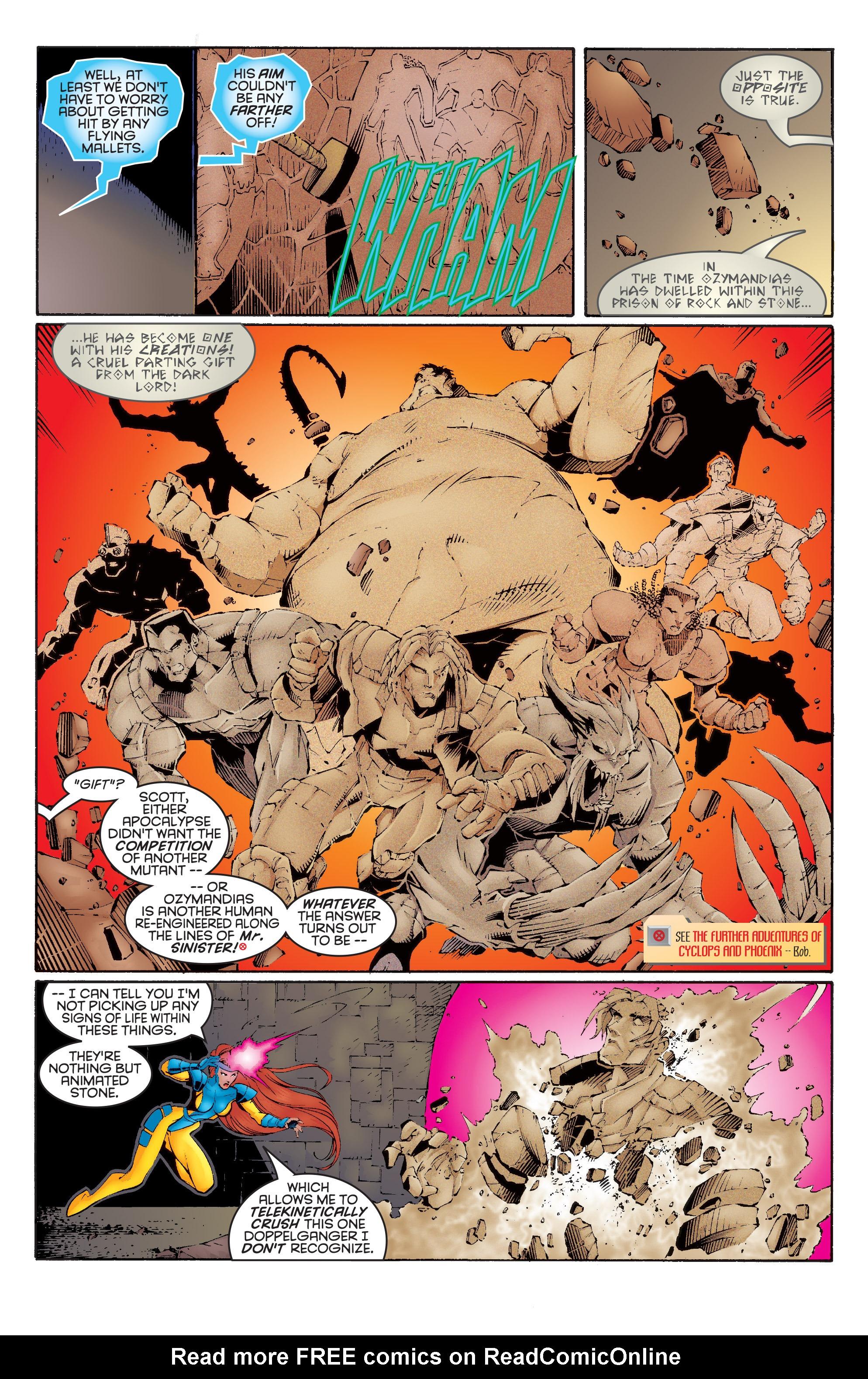 Read online Uncanny X-Men (1963) comic -  Issue #332 - 15