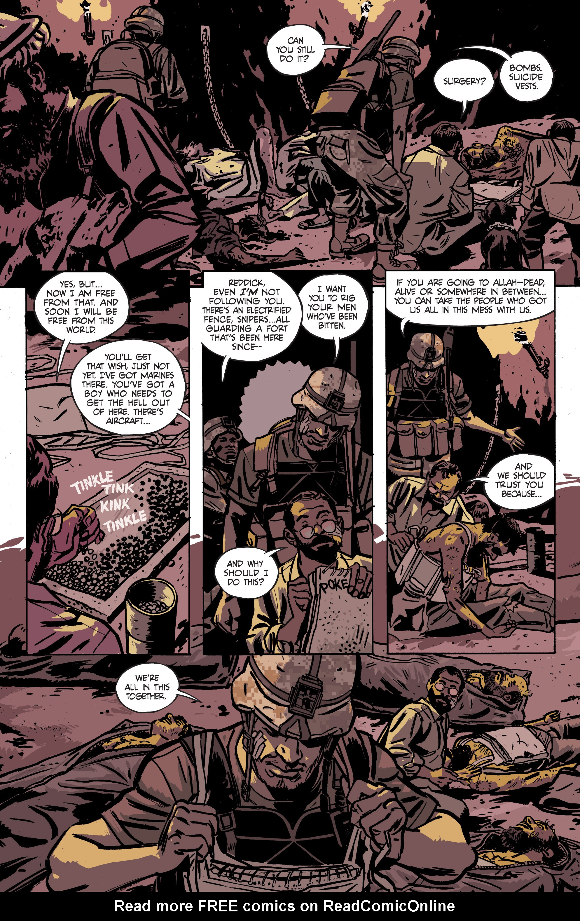 Read online Graveyard of Empires comic -  Issue # TPB - 108
