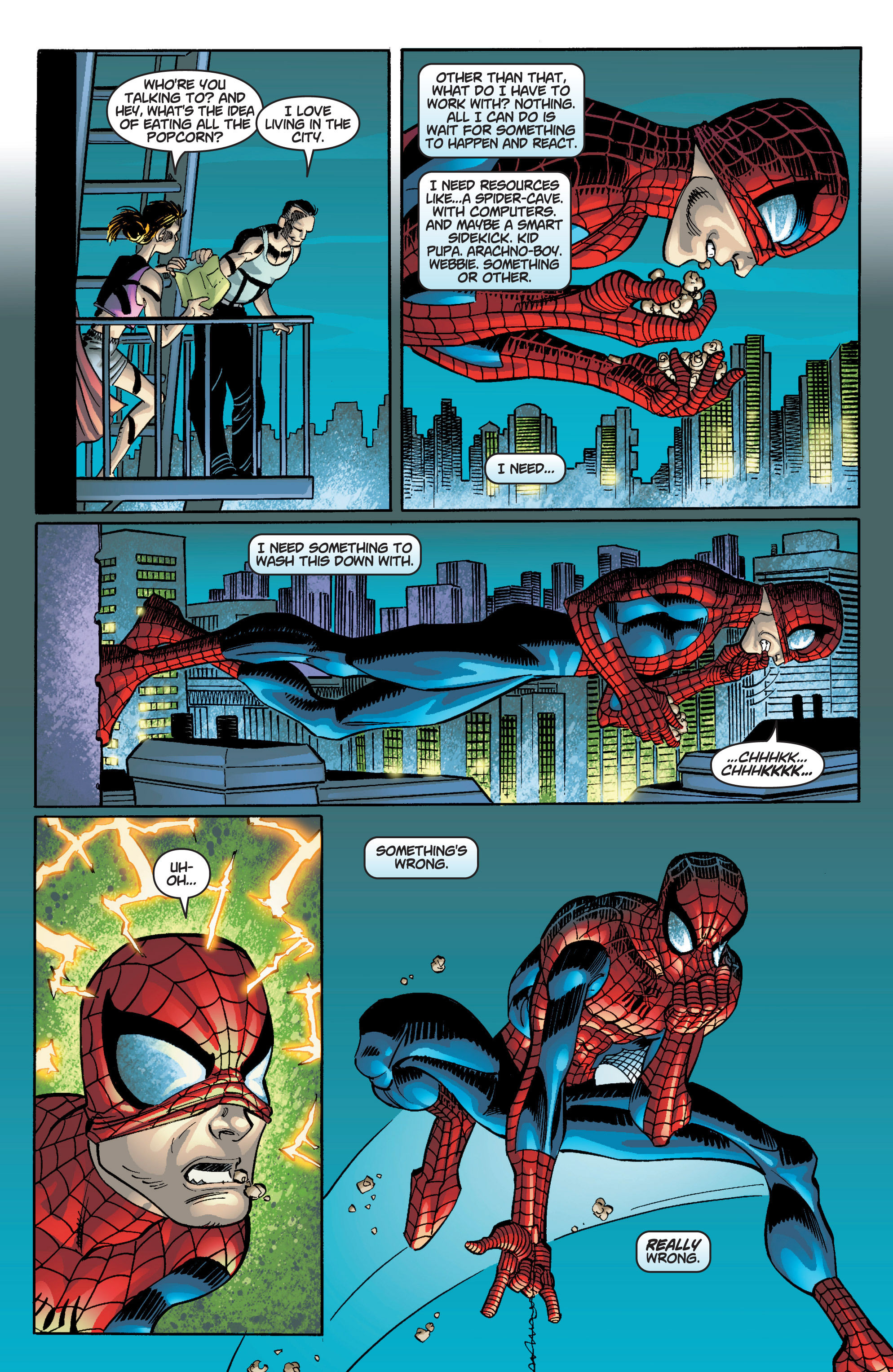 The Amazing Spider-Man (1999) 40 Page 12