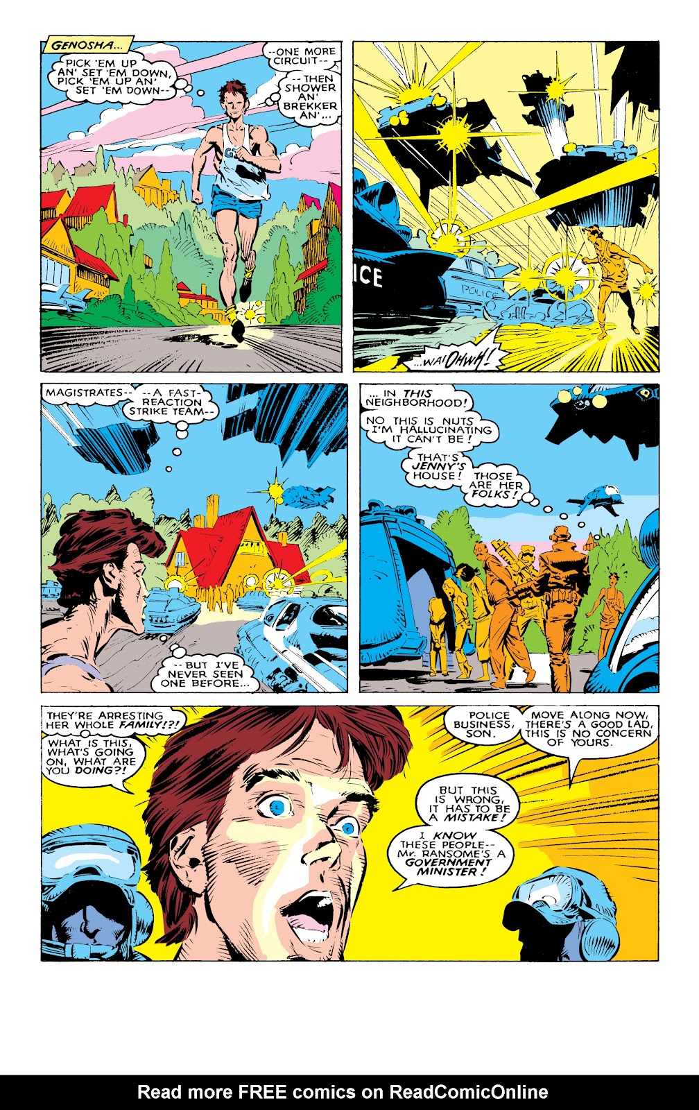 Uncanny X-Men (1963) issue 236 - Page 14