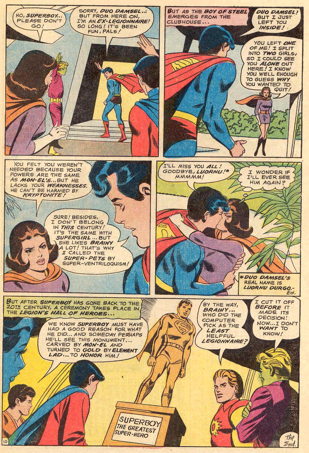 Read online Action Comics (1938) comic -  Issue #387 - 33
