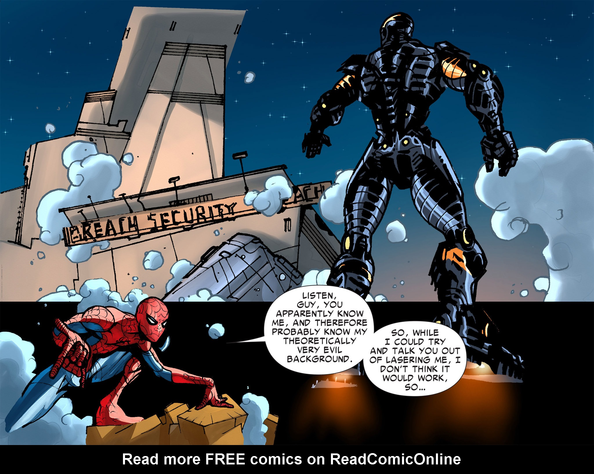 Read online Amazing Spider-Man: Who Am I? comic -  Issue # Full (Part 1) - 136