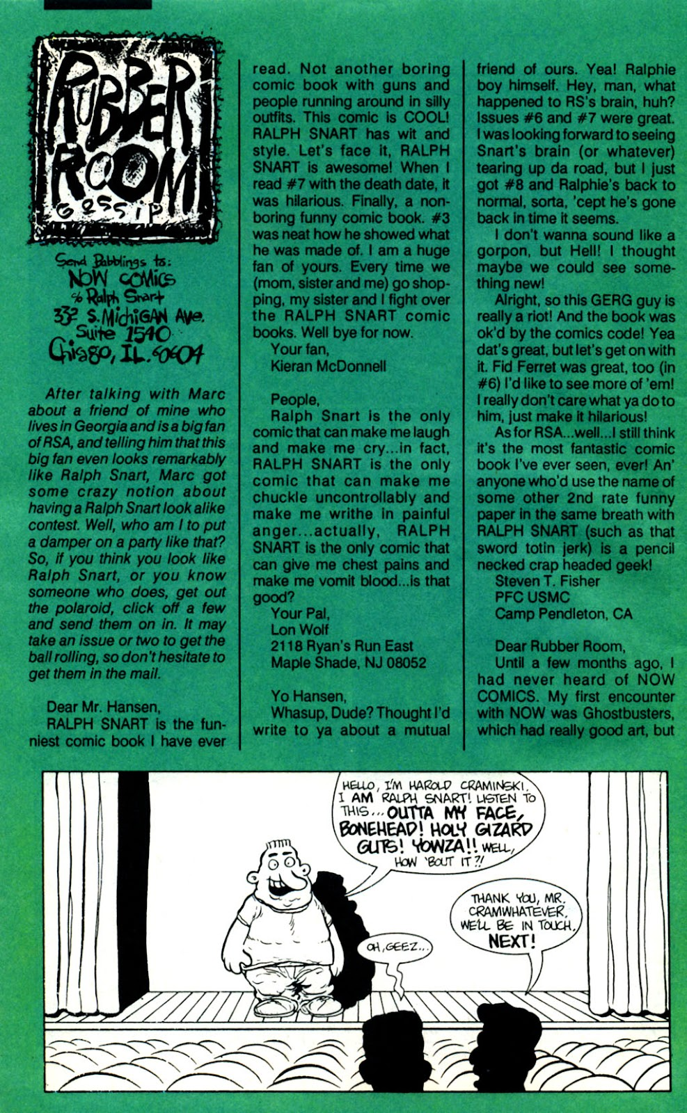 Ralph Snart Adventures (1988) issue 14 - Page 27