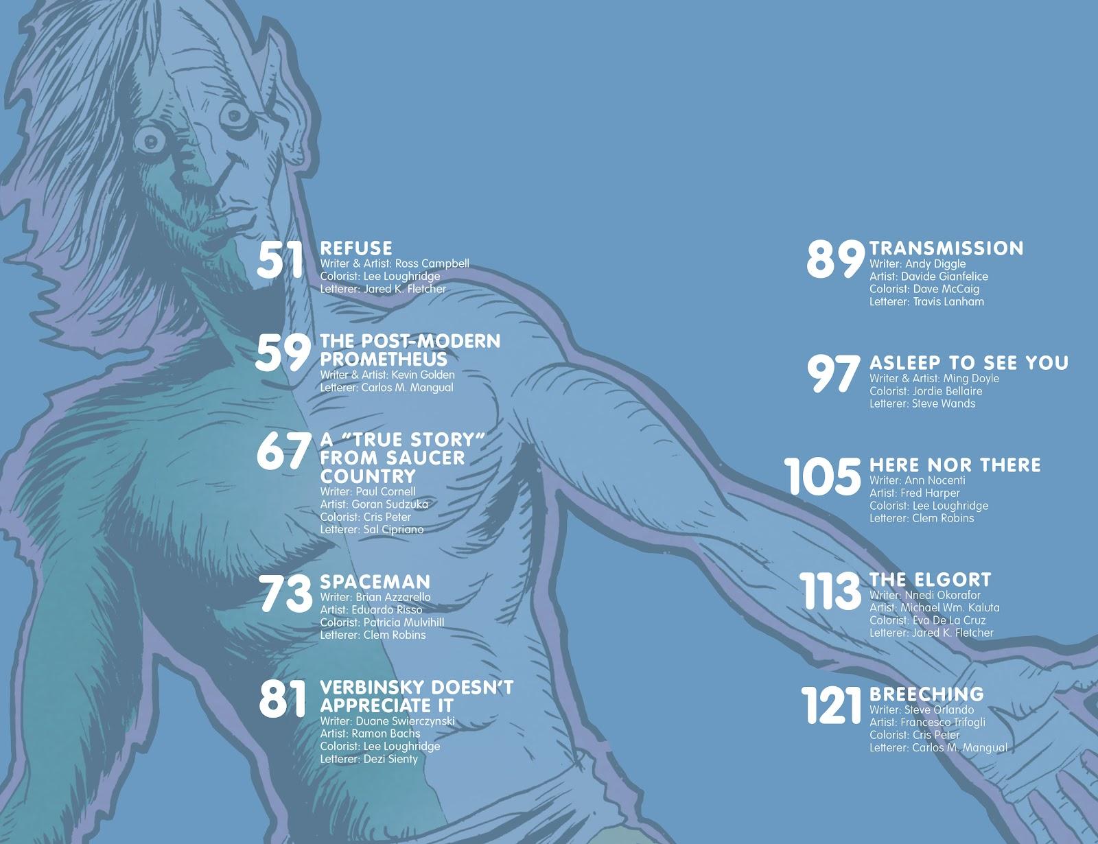 Read online Strange Adventures (2014) comic -  Issue # TPB (Part 1) - 5