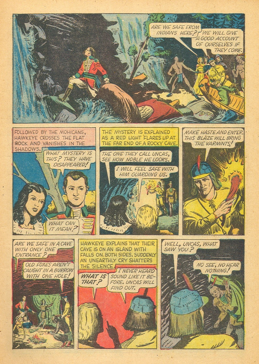Classics Illustrated issue 4 - Page 9