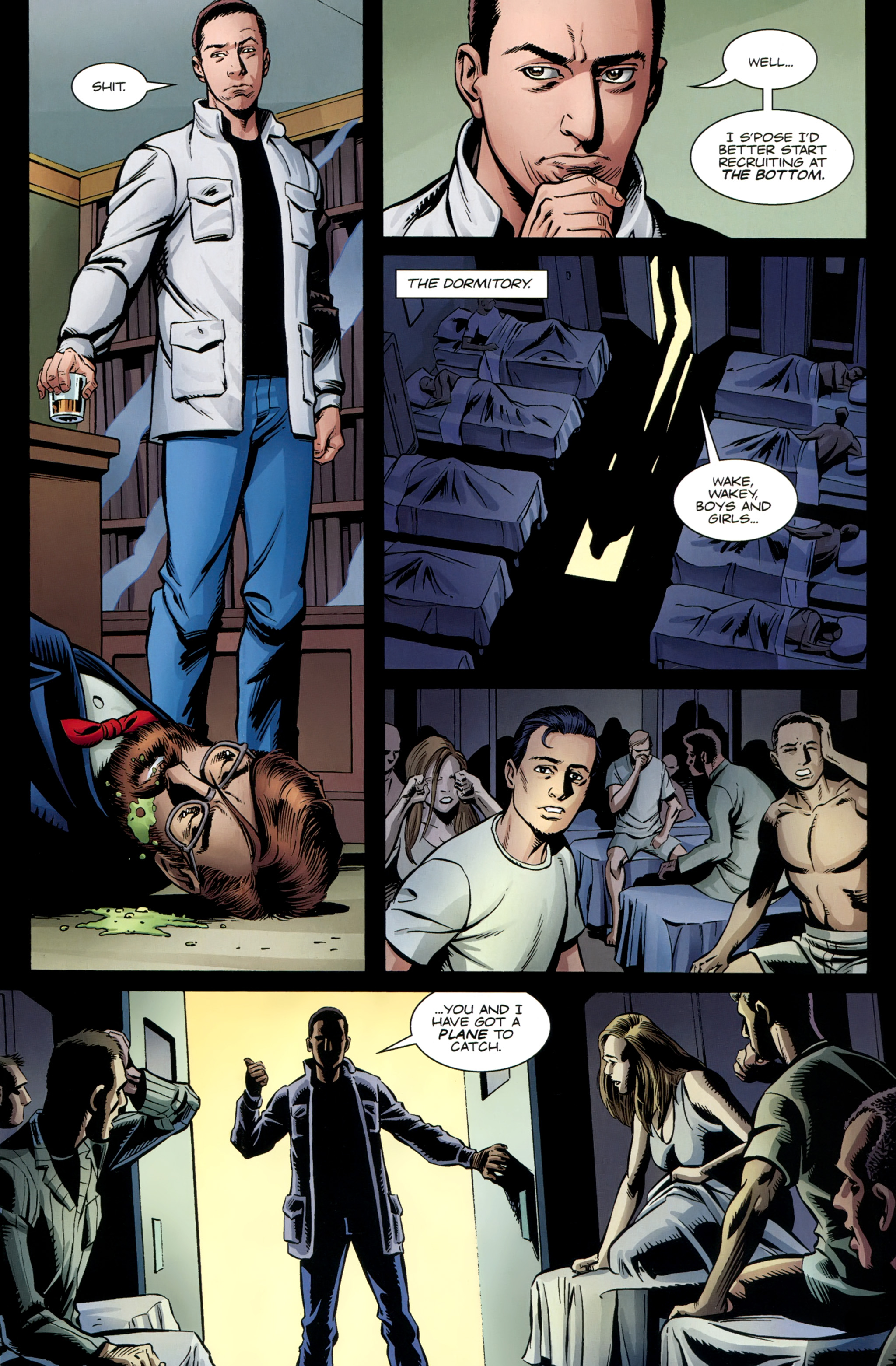 Read online Secret Service comic -  Issue #6 - 8
