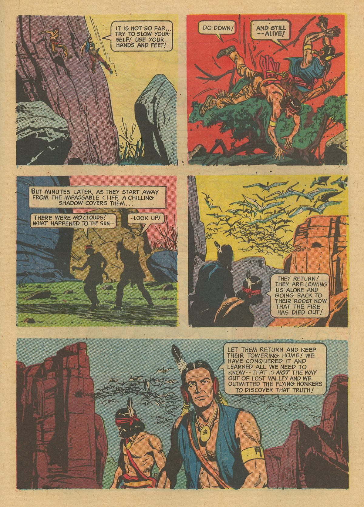 Read online Turok, Son of Stone comic -  Issue #52 - 33