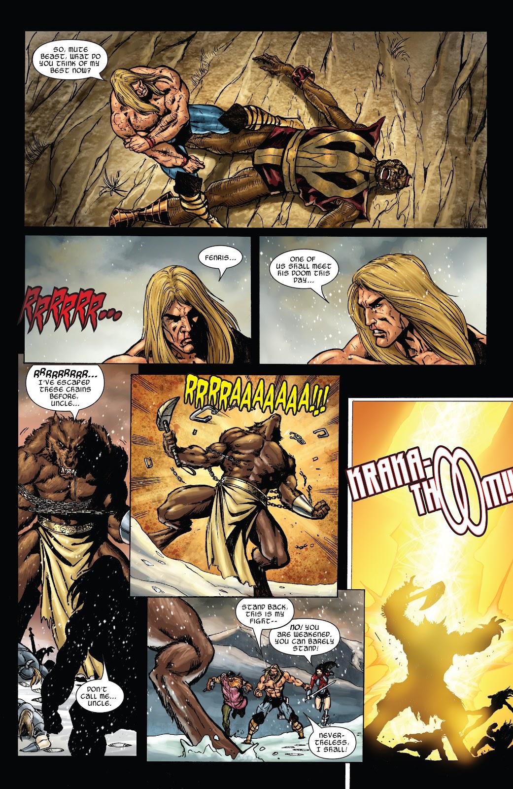 Read online Thor: Ragnaroks comic -  Issue # TPB (Part 2) - 95
