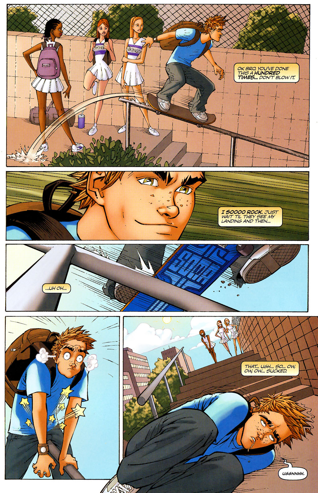 Read online Shrugged (2006) comic -  Issue #1 - 7