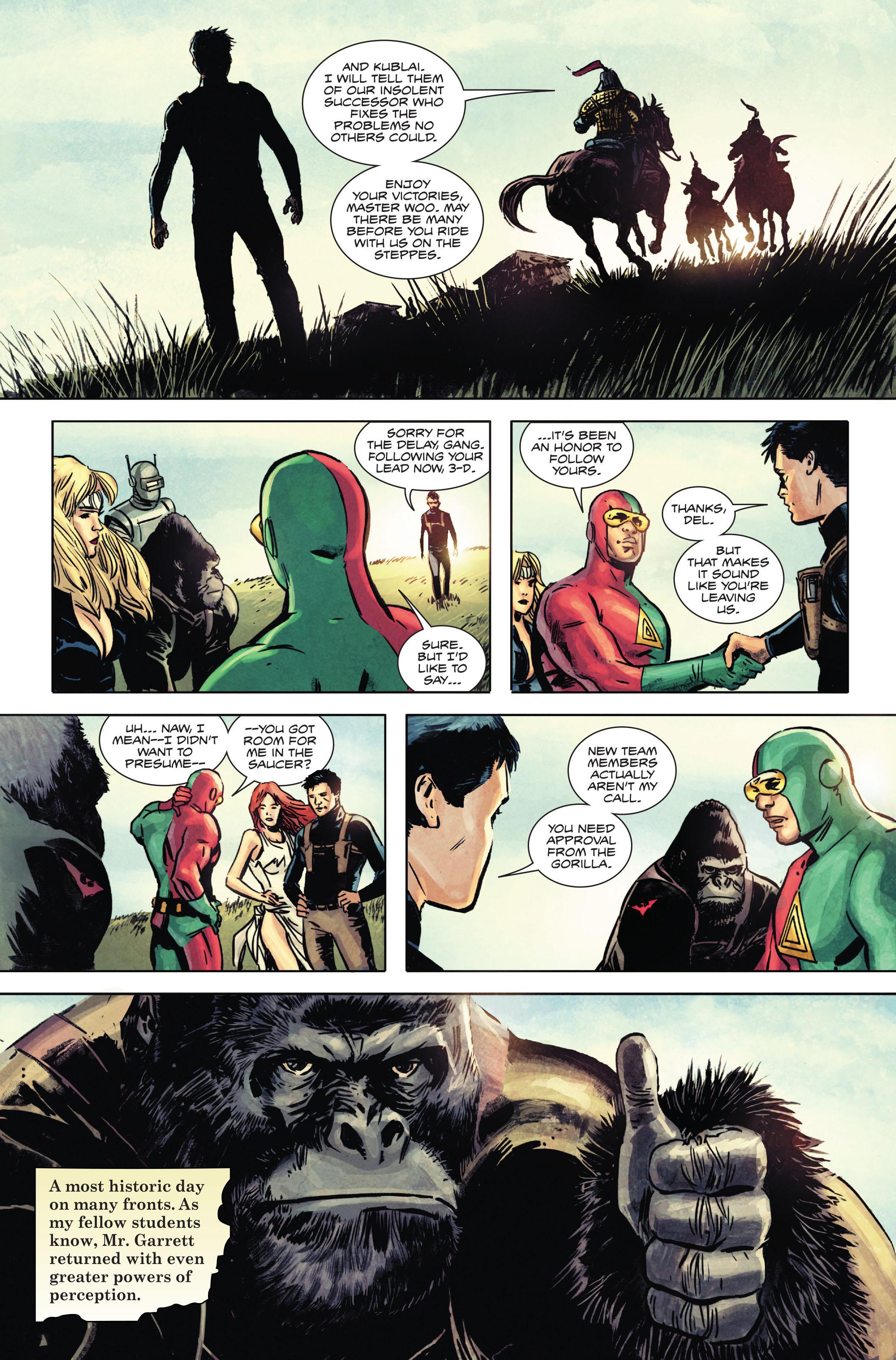 Read online Atlas comic -  Issue #5 - 25