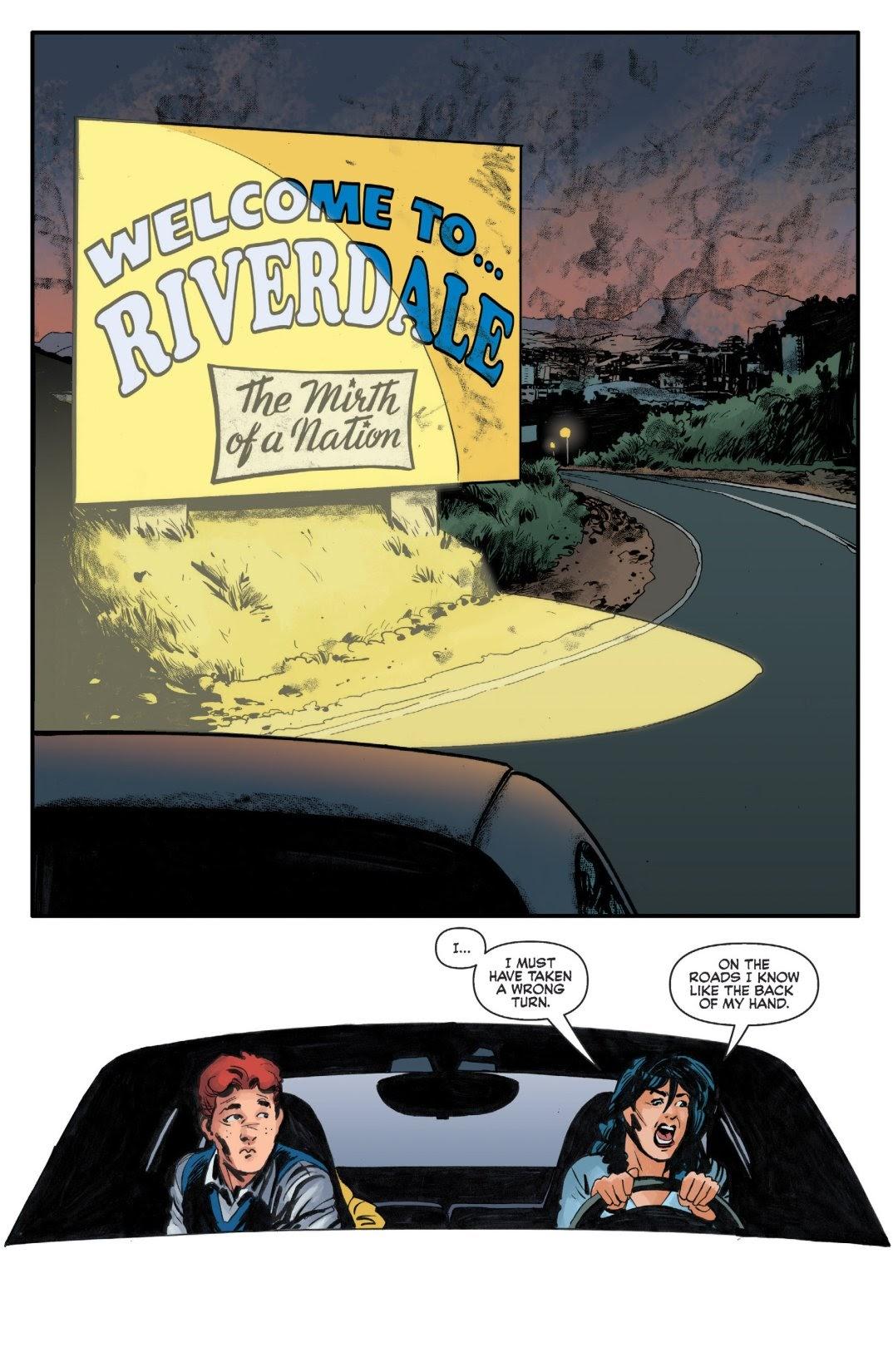 Archie vs. Predator II #1 #1 - English 14