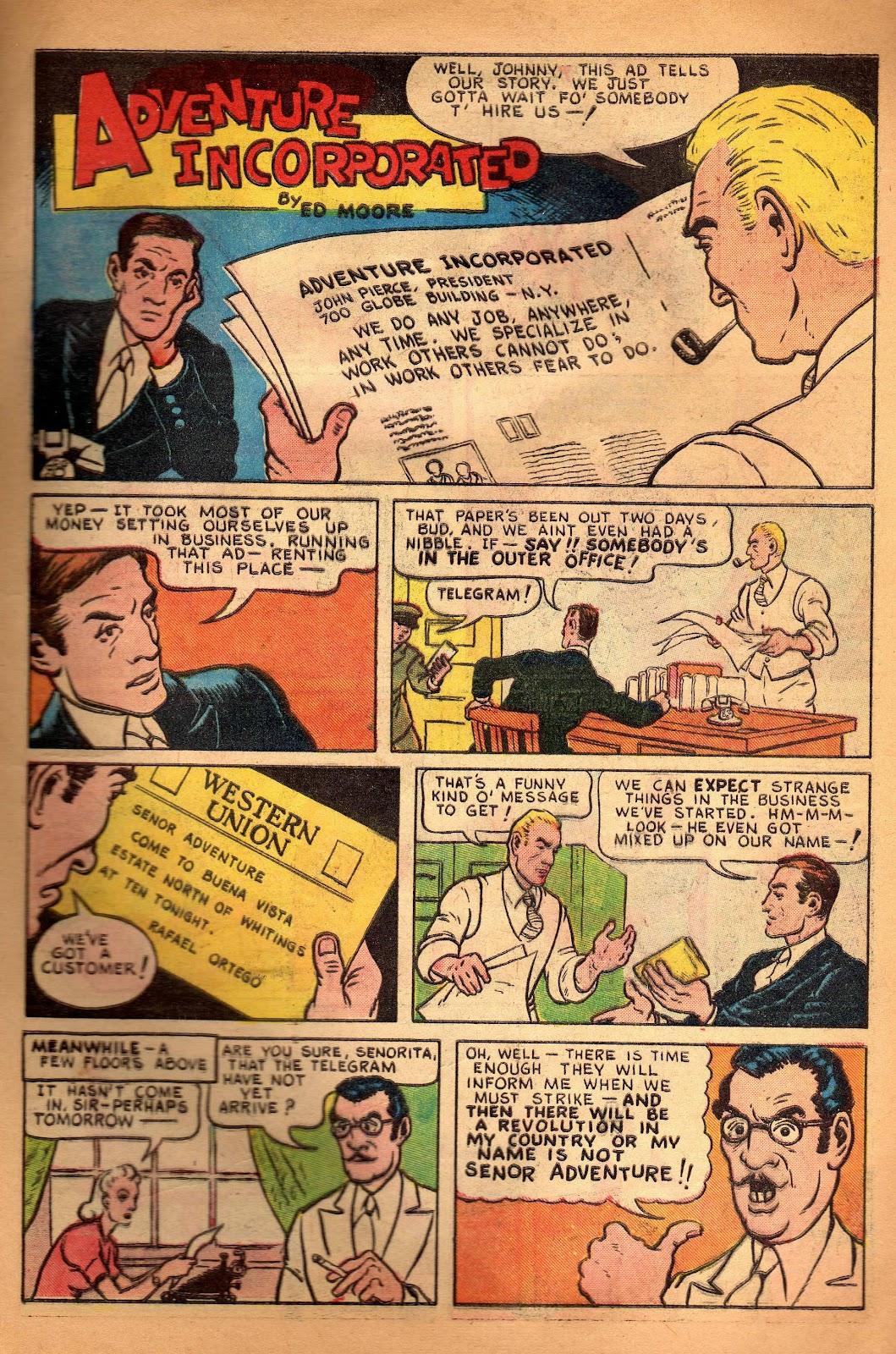 Bang-Up Comics issue 1 - Page 10
