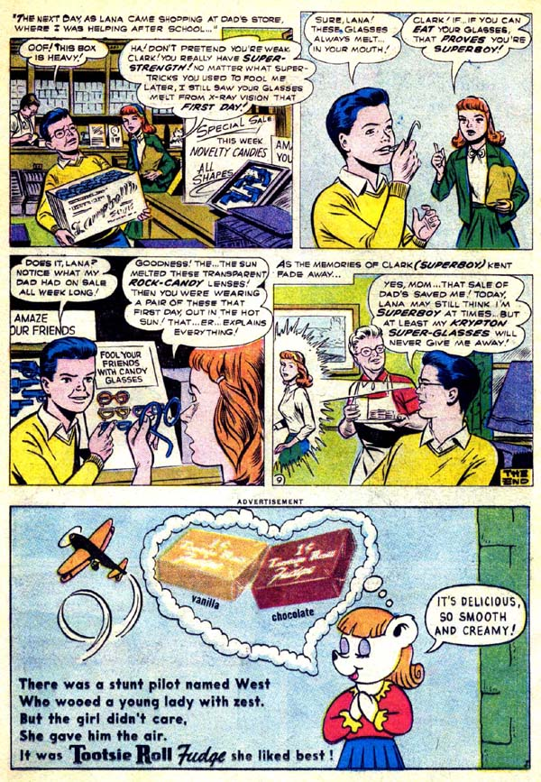 Superboy (1949) issue 70 - Page 27