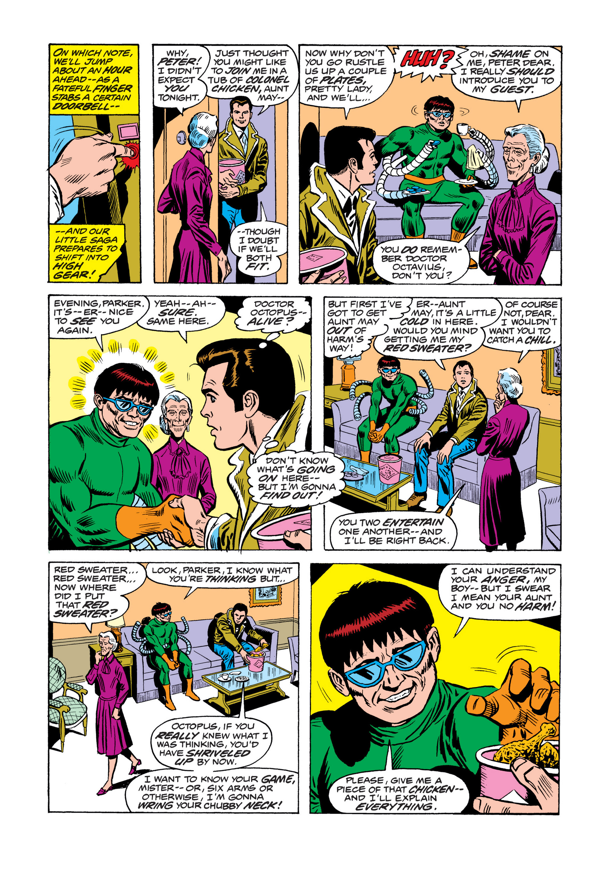 The Amazing Spider-Man (1963) 157 Page 6