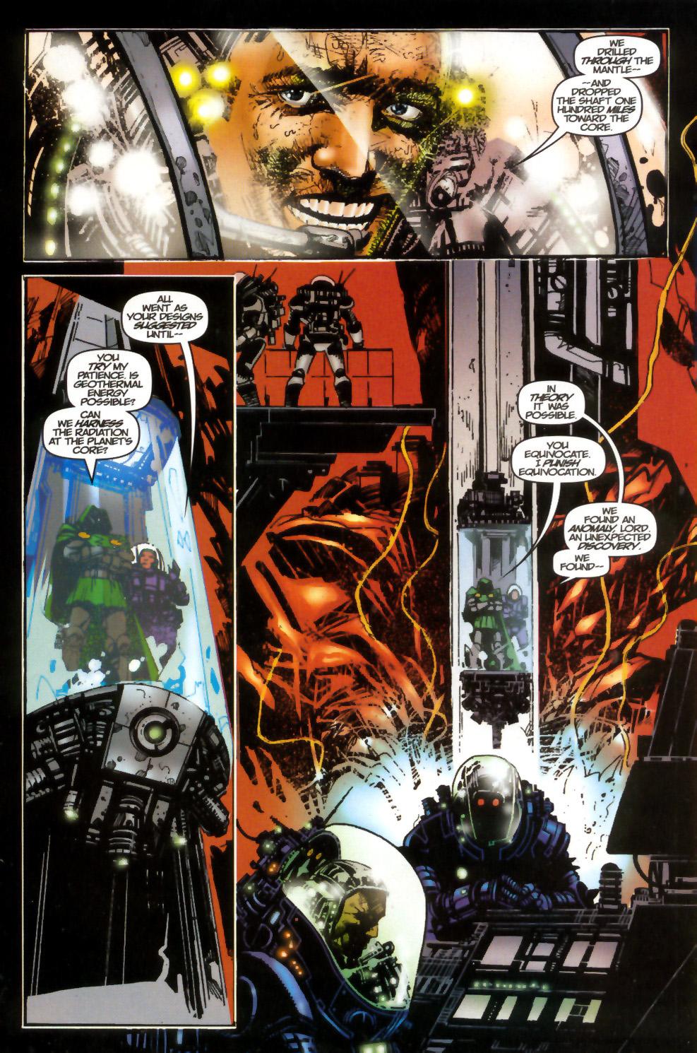 Read online Doom: The Emperor Returns comic -  Issue #2 - 7