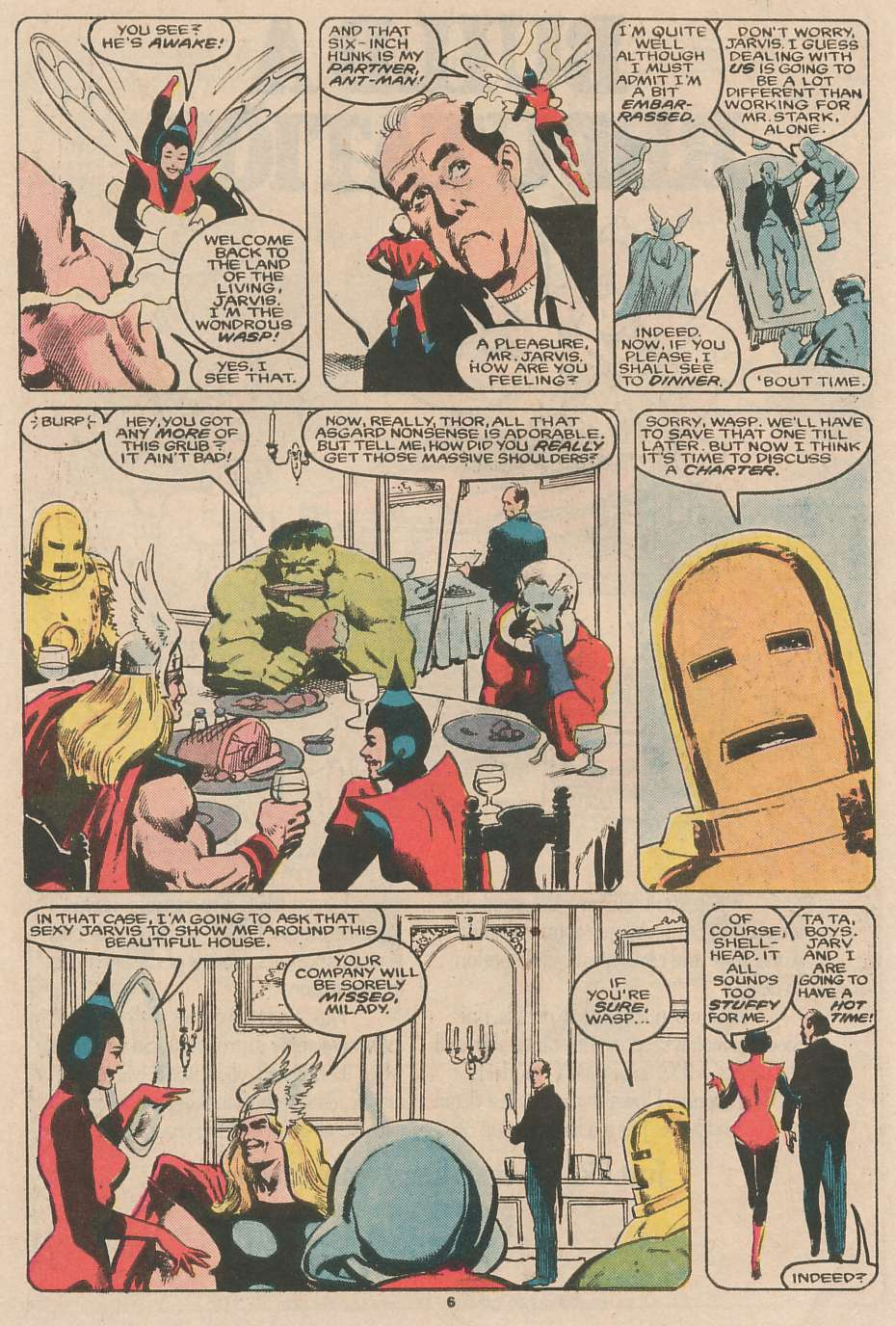 The Avengers (1963) 280 Page 6