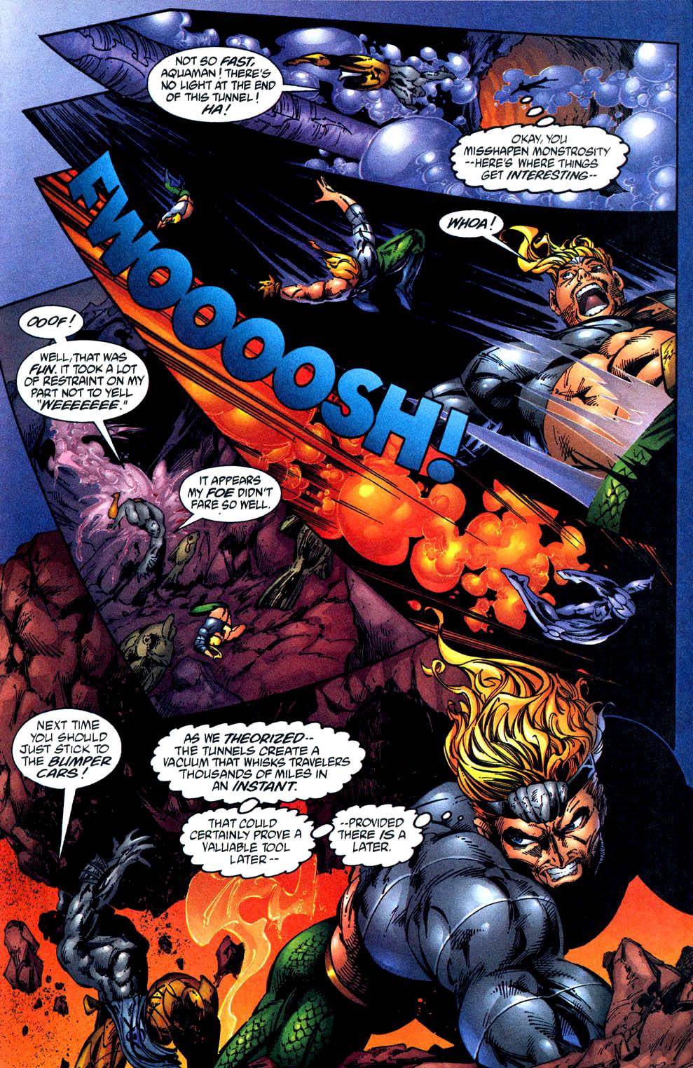 Read online Aquaman (1994) comic -  Issue #57 - 16
