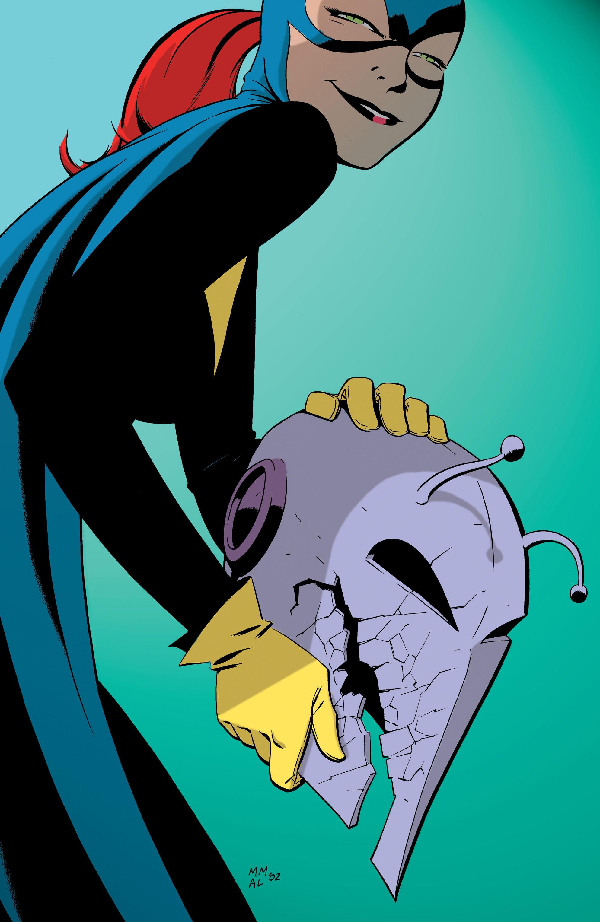 Read online Batgirl/Robin: Year One comic -  Issue # TPB 2 - 16