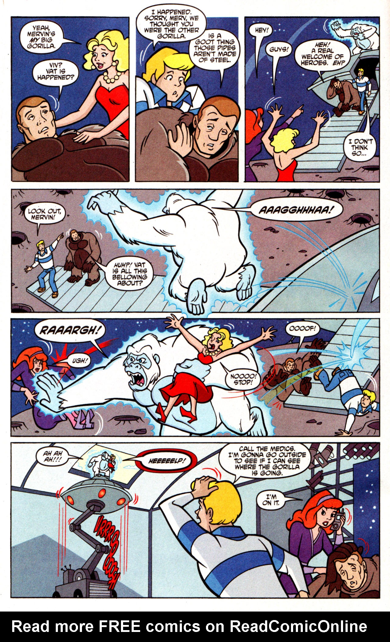 Read online Scooby-Doo (1997) comic -  Issue #120 - 11