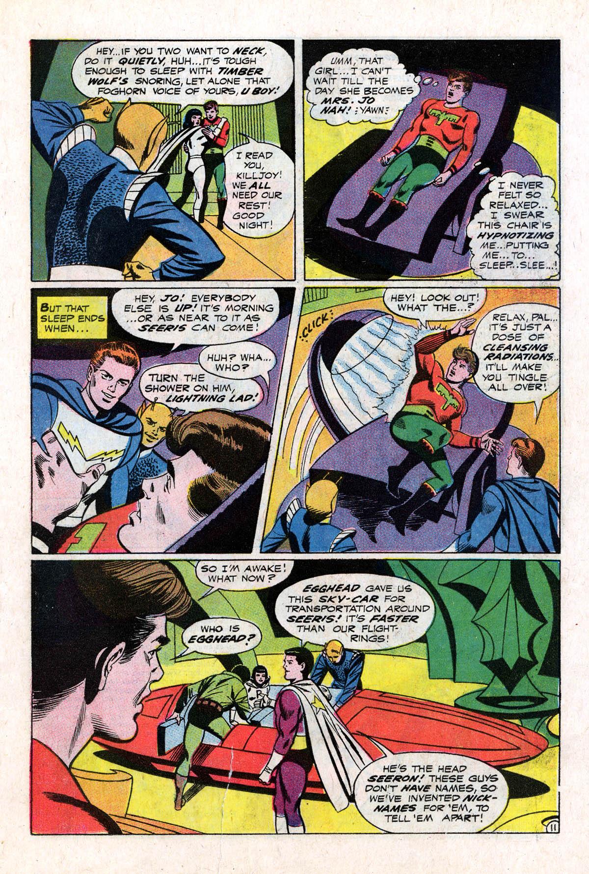Read online Adventure Comics (1938) comic -  Issue #379 - 15