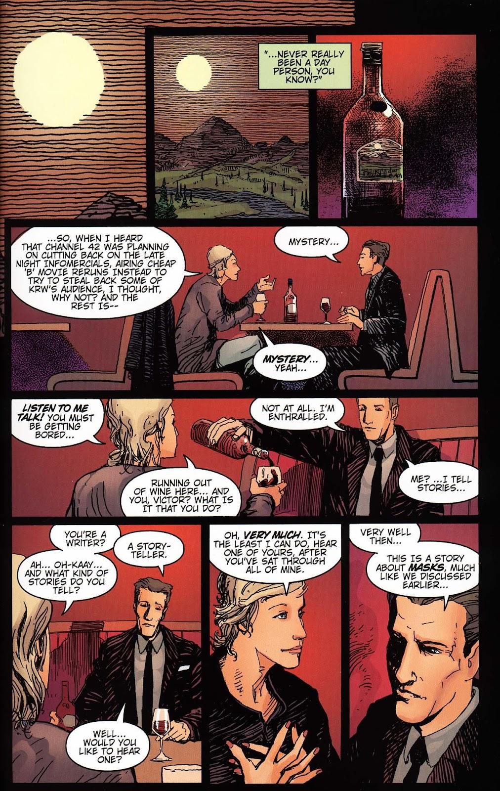 Read online Vampire the Masquerade comic -  Issue # Toreador - 23