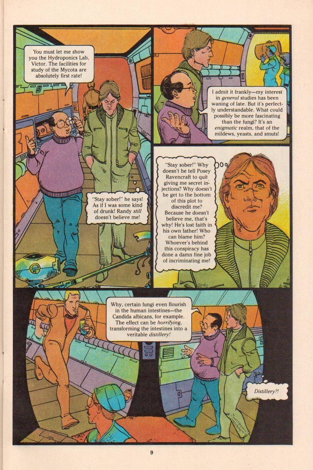 Read online Dalgoda comic -  Issue #5 - 11