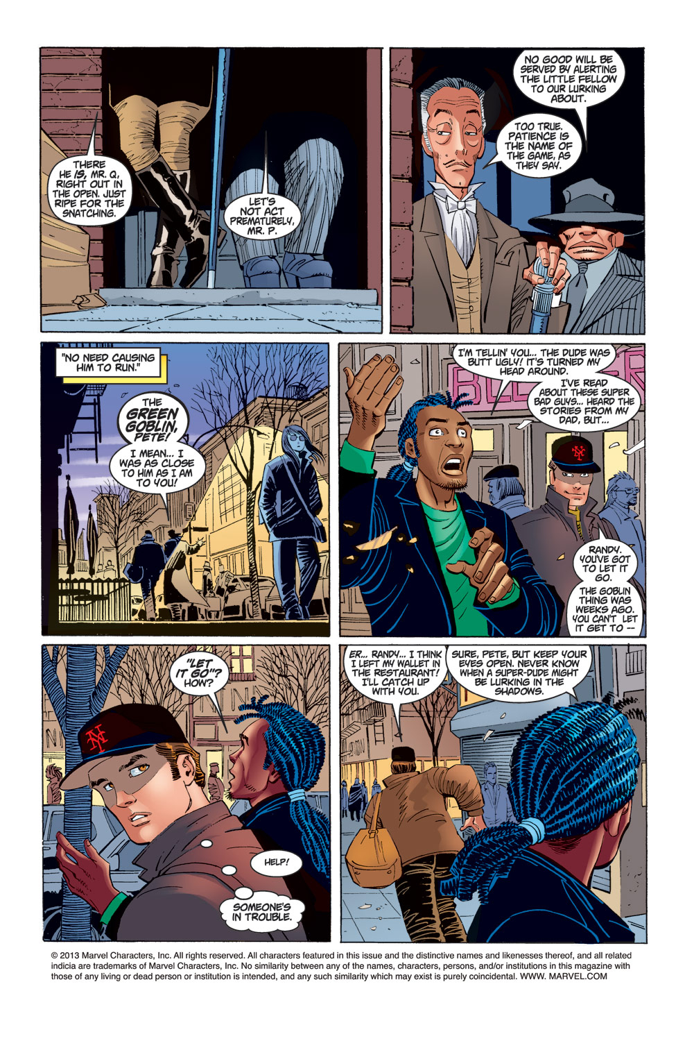 The Amazing Spider-Man (1999) 27 Page 1