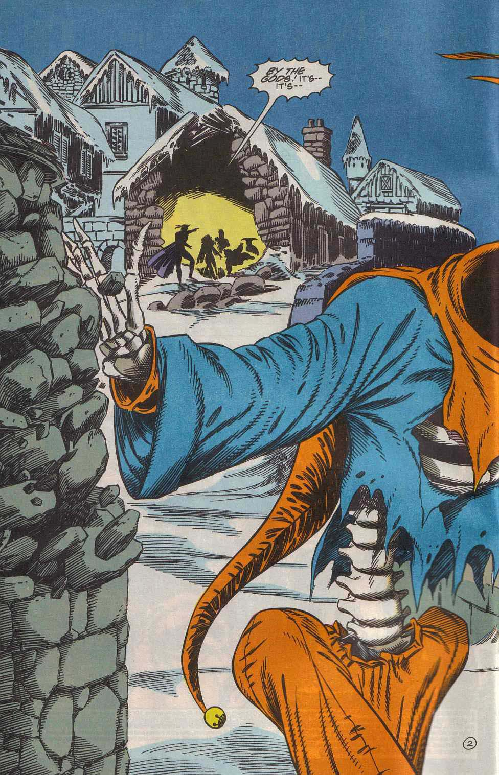 Read online Advanced Dungeons & Dragons comic -  Issue #7 - 3