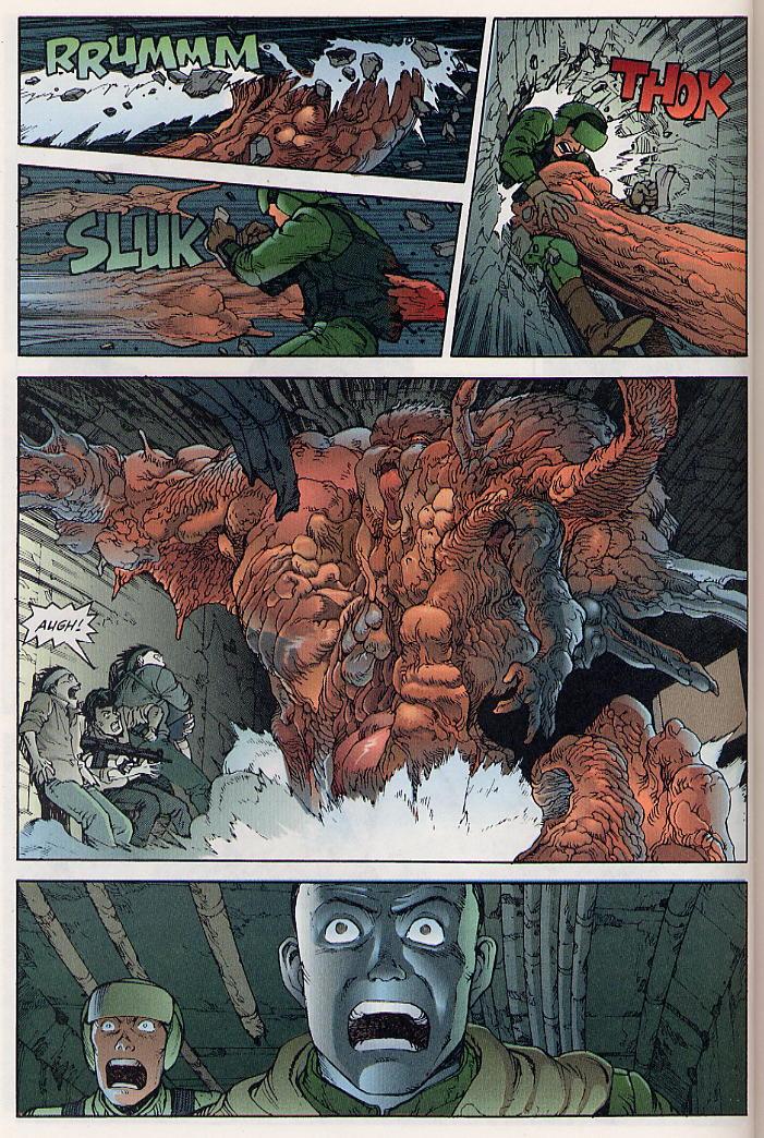 Read online Akira comic -  Issue #32 - 13