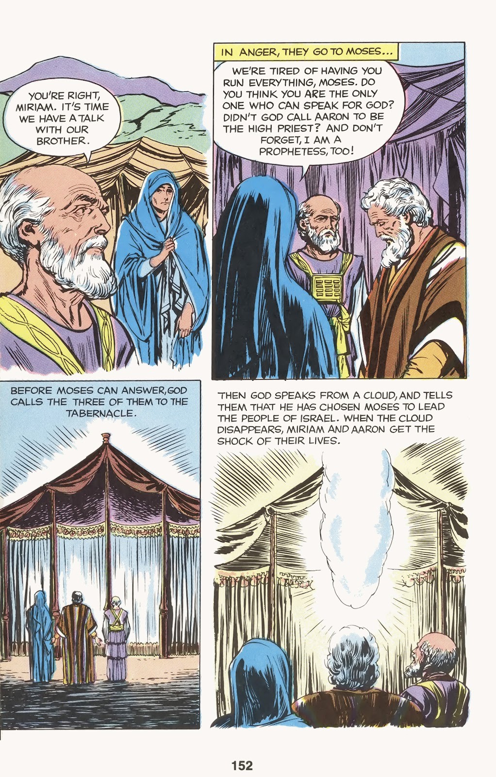 The Picture Bible issue TPB (Part 2) - Page 55