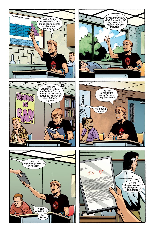 Read online Machine Teen comic -  Issue #1 - 14