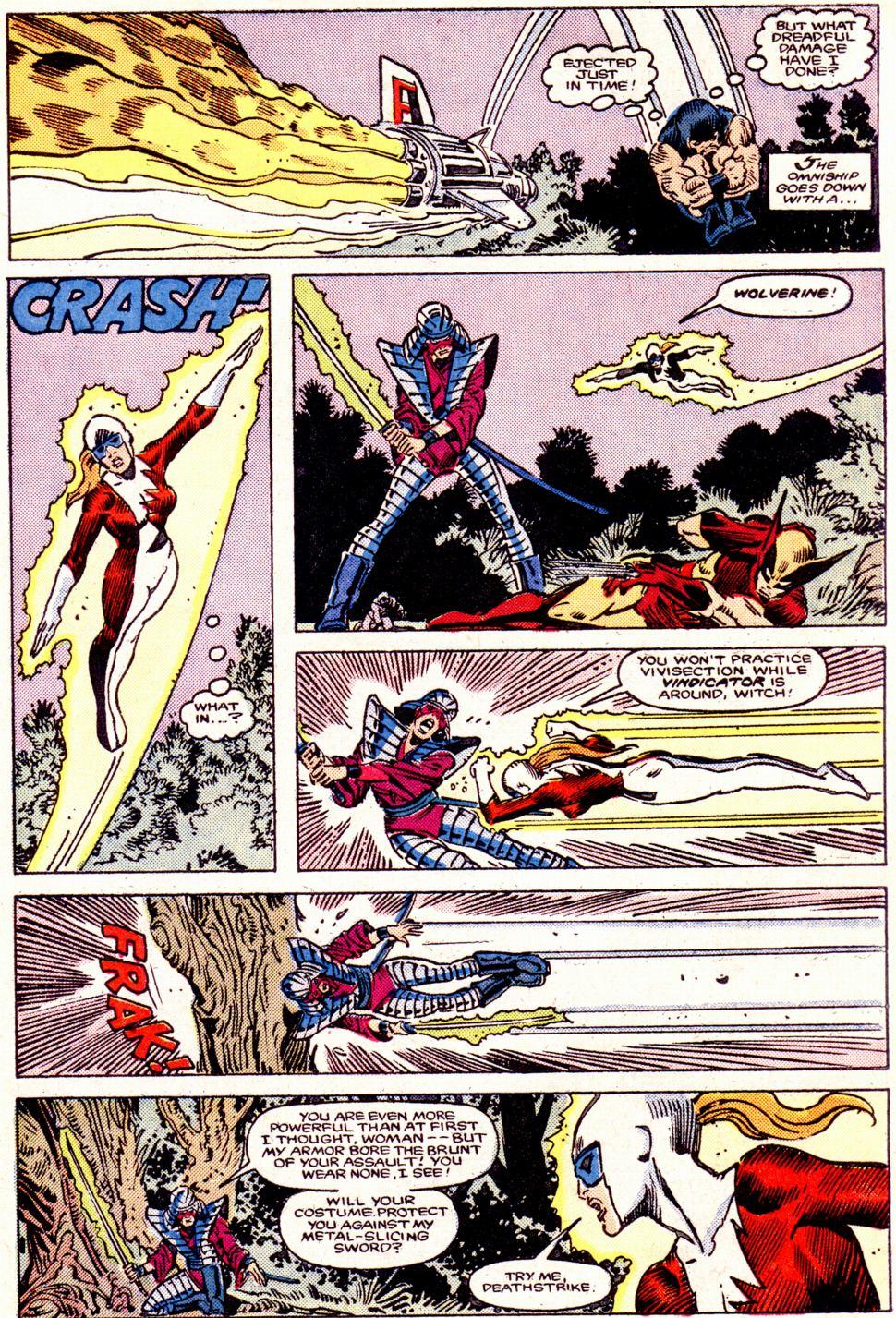 Read online Alpha Flight (1983) comic -  Issue #34 - 20