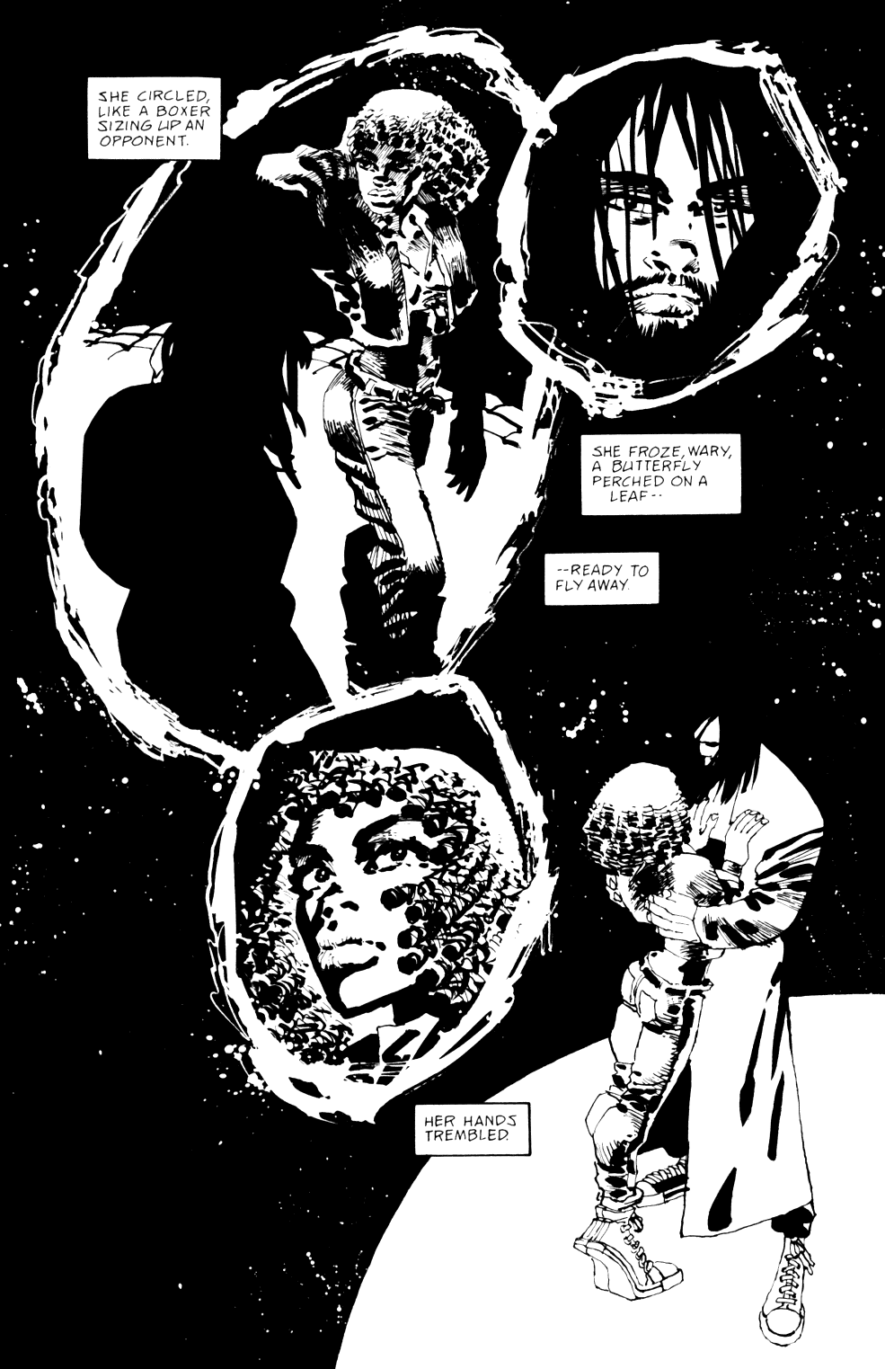 Read online Sin City: Hell and Back comic -  Issue #2 - 15