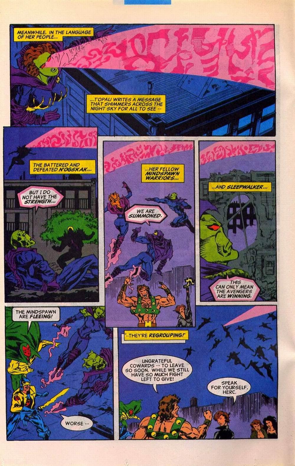 Read online Sleepwalker comic -  Issue #27 - 15